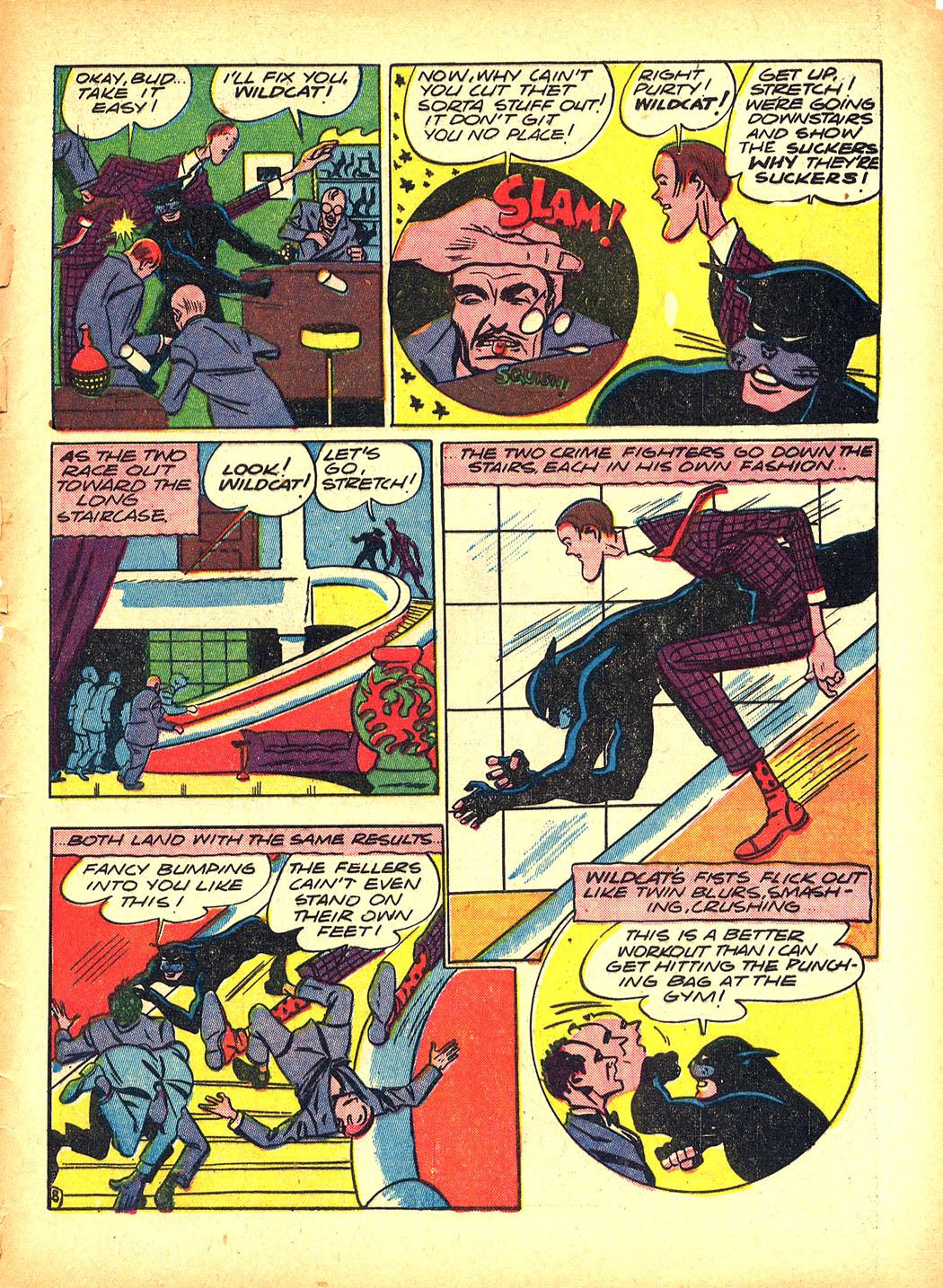 Read online Sensation (Mystery) Comics comic -  Issue #5 - 63