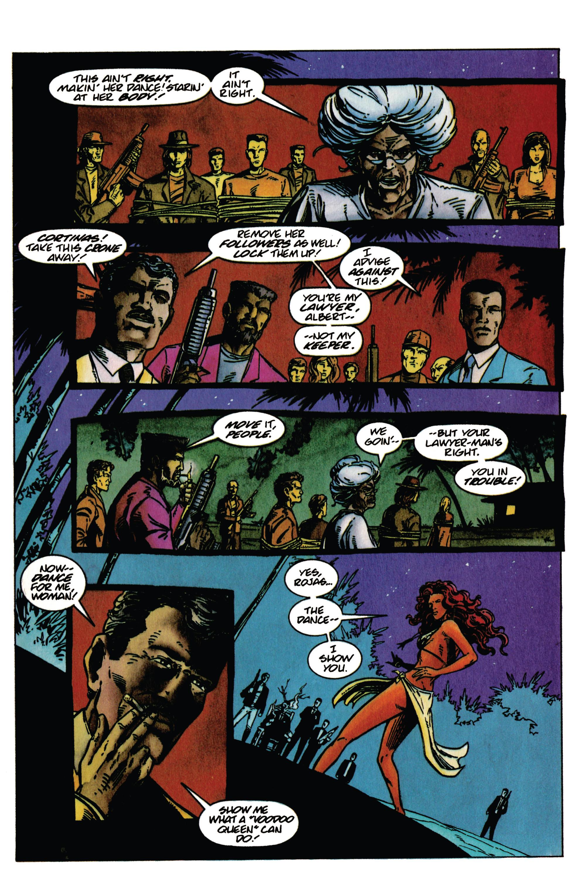 Read online Shadowman (1992) comic -  Issue #34 - 4