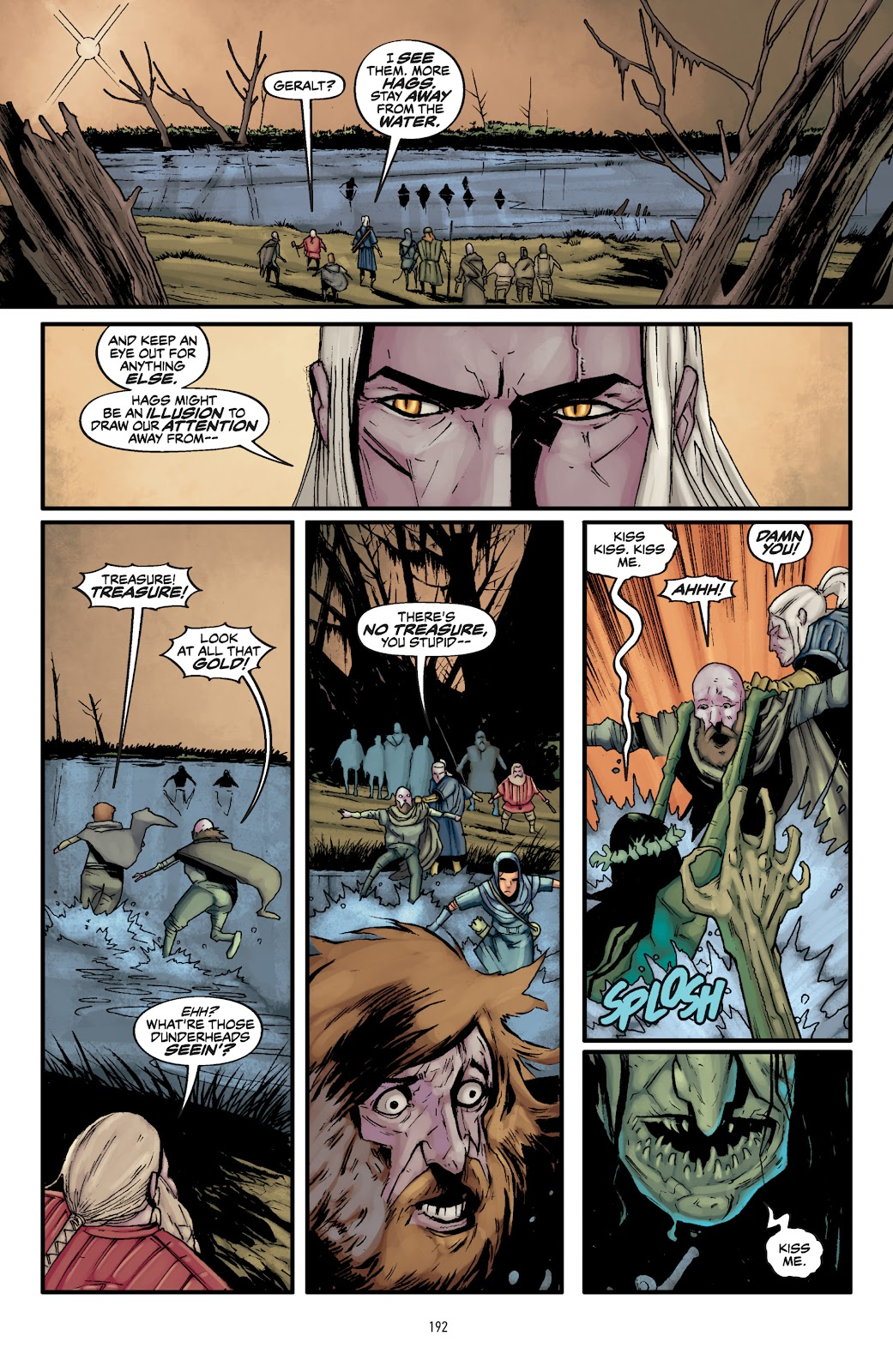 Read online The Witcher Omnibus comic -  Issue # TPB (Part 2) - 92