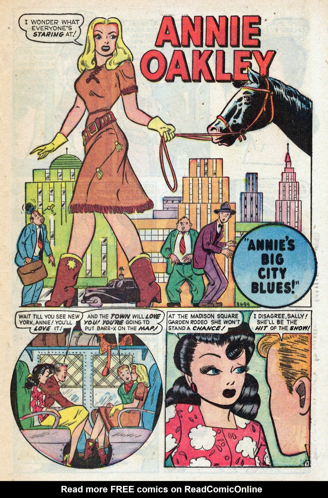 Read online Nellie The Nurse (1945) comic -  Issue #17 - 37