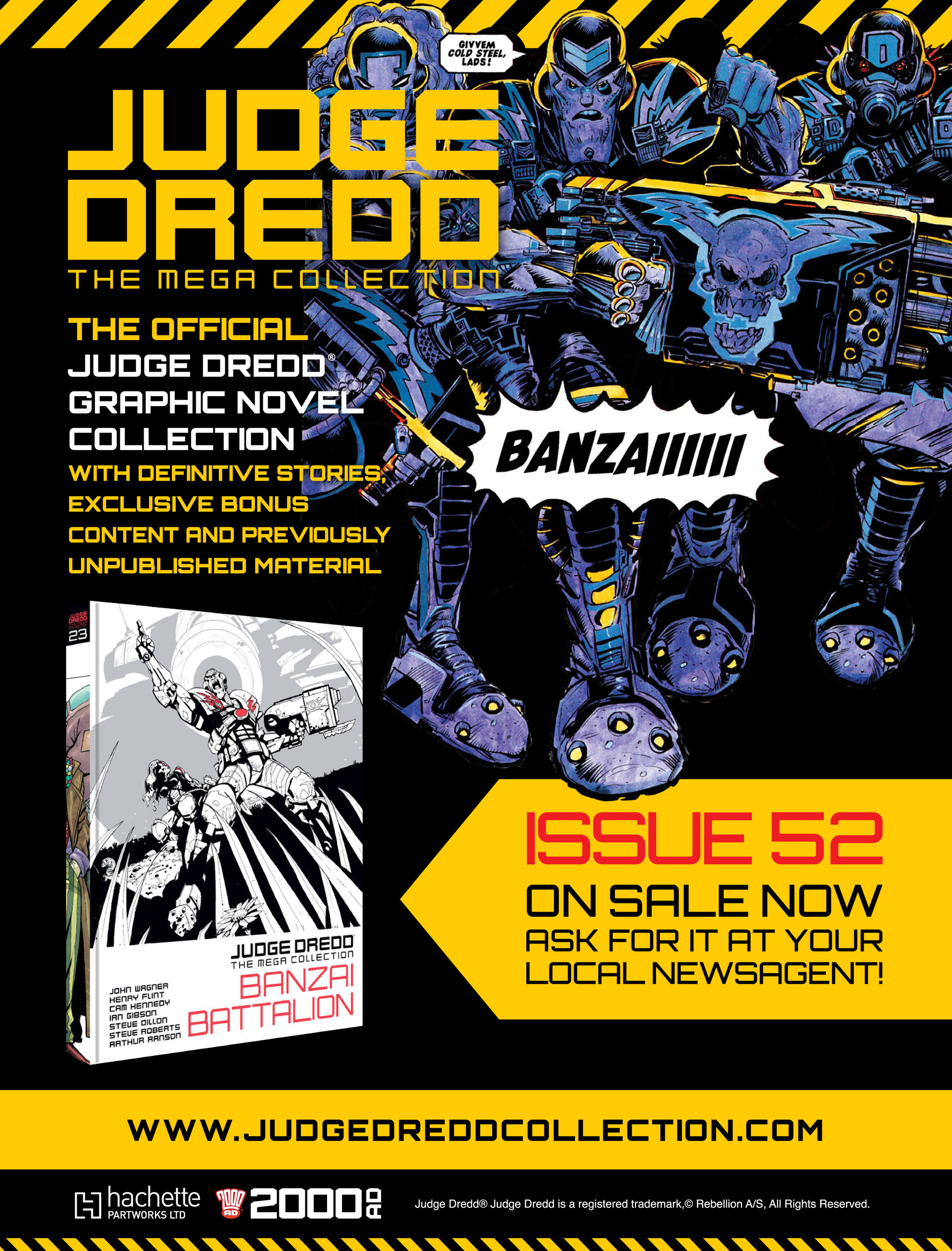 Read online 2000 AD comic -  Issue #2013 - 32