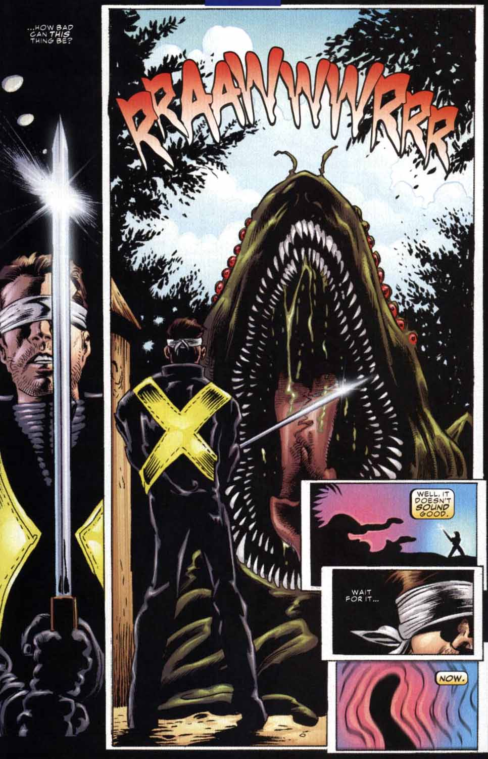 Read online Cyclops (2001) comic -  Issue #3 - 16