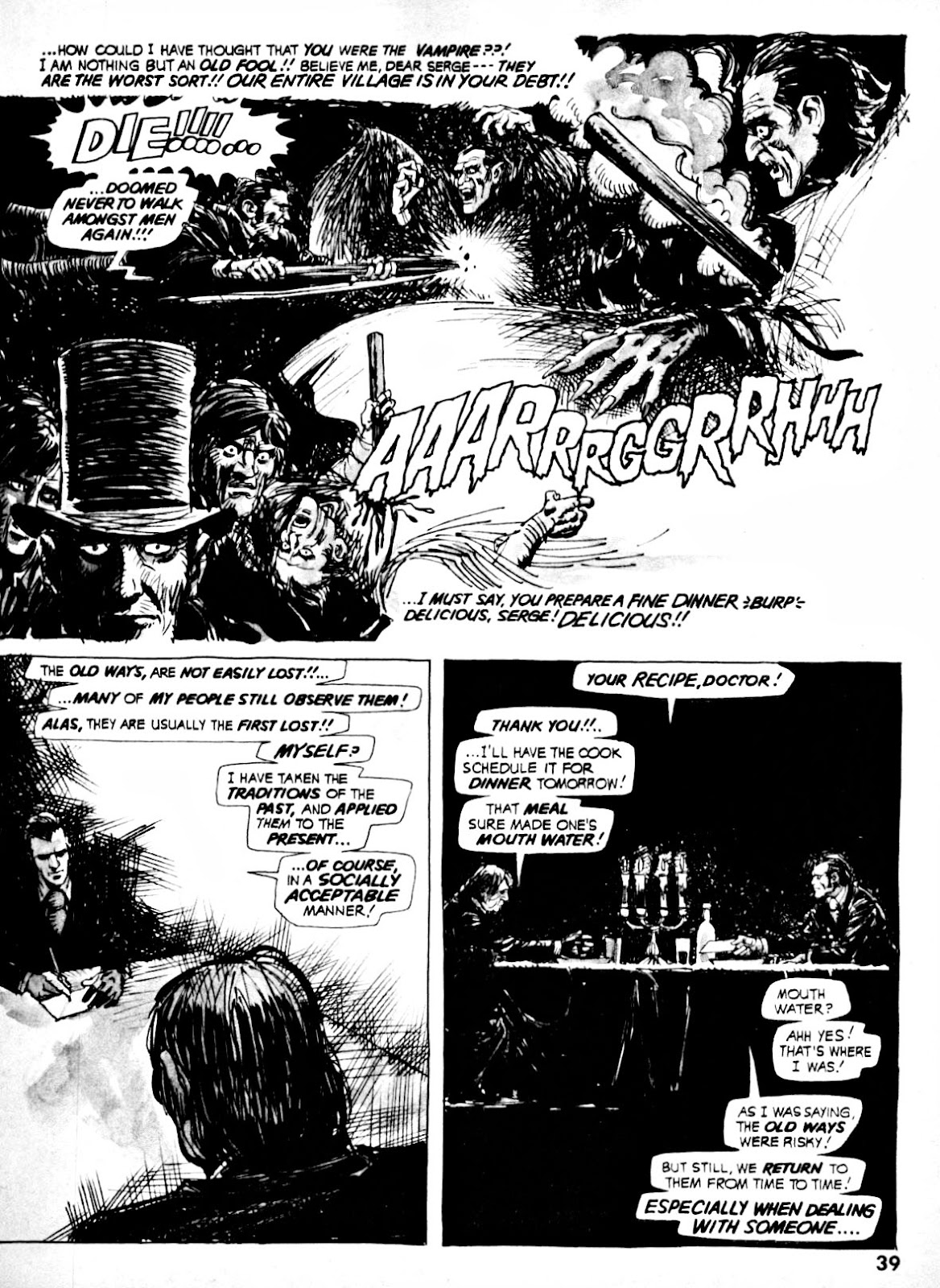 Nightmare (1970) issue 14 - Page 37