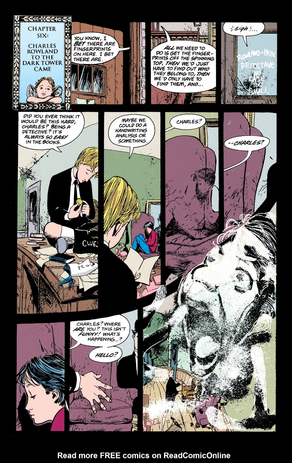 Read online The Children's Crusade comic -  Issue # _TPB (Part 1) - 39