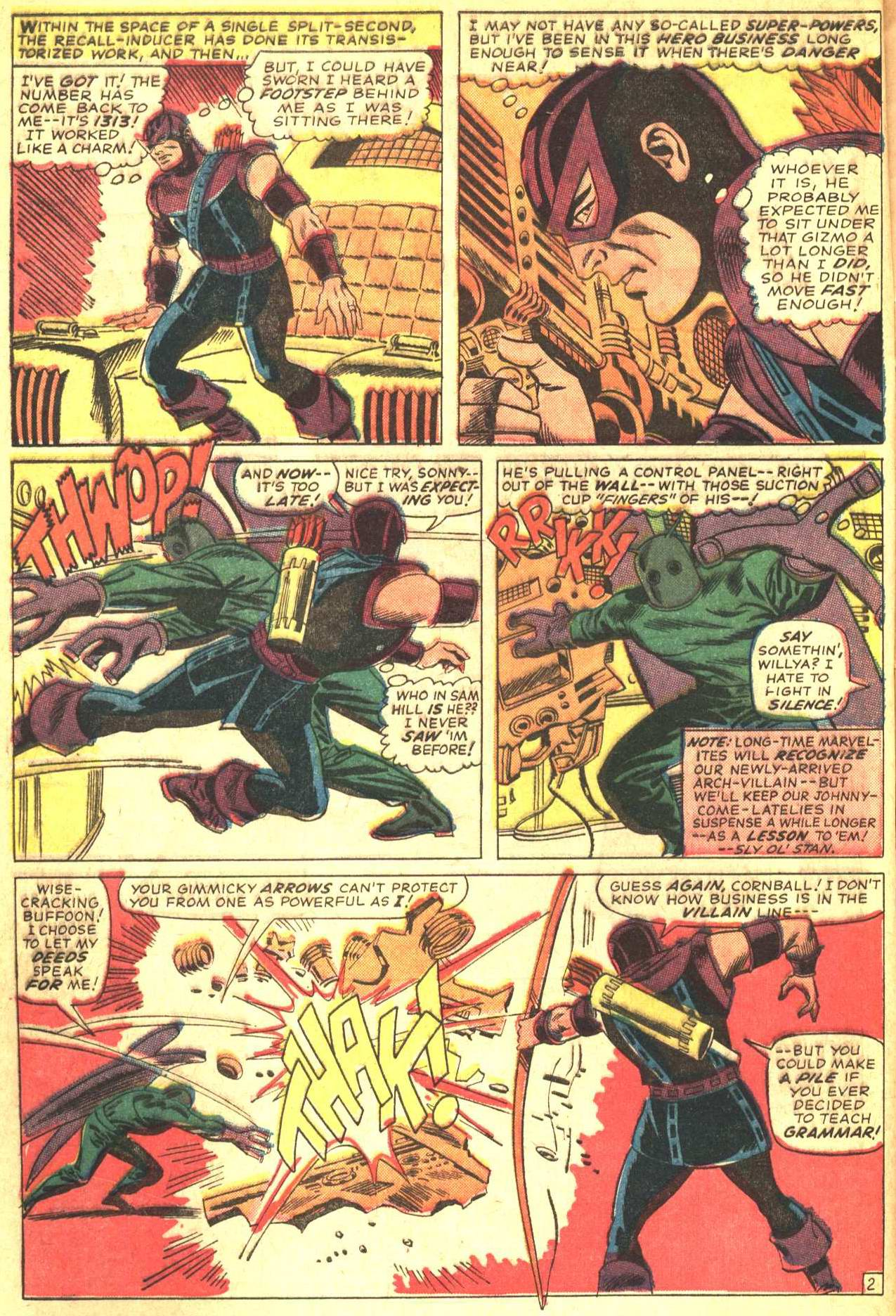 The Avengers (1963) 27 Page 2