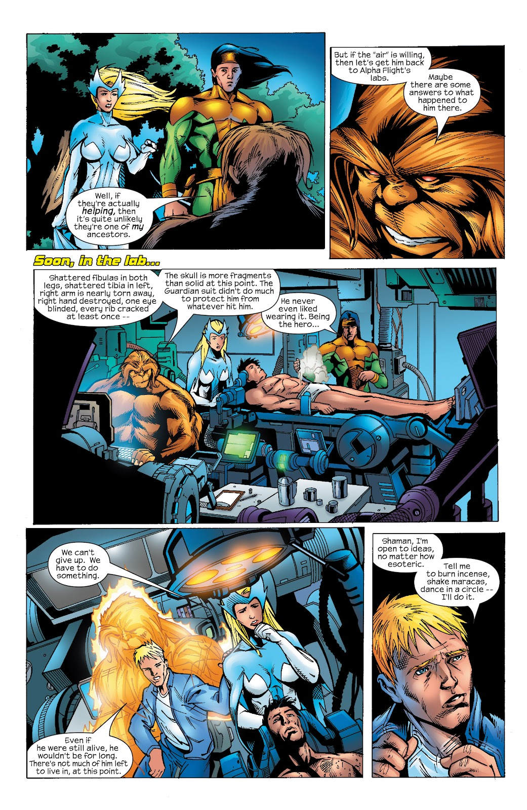 Read online X-Men: Unstoppable comic -  Issue # TPB (Part 3) - 94