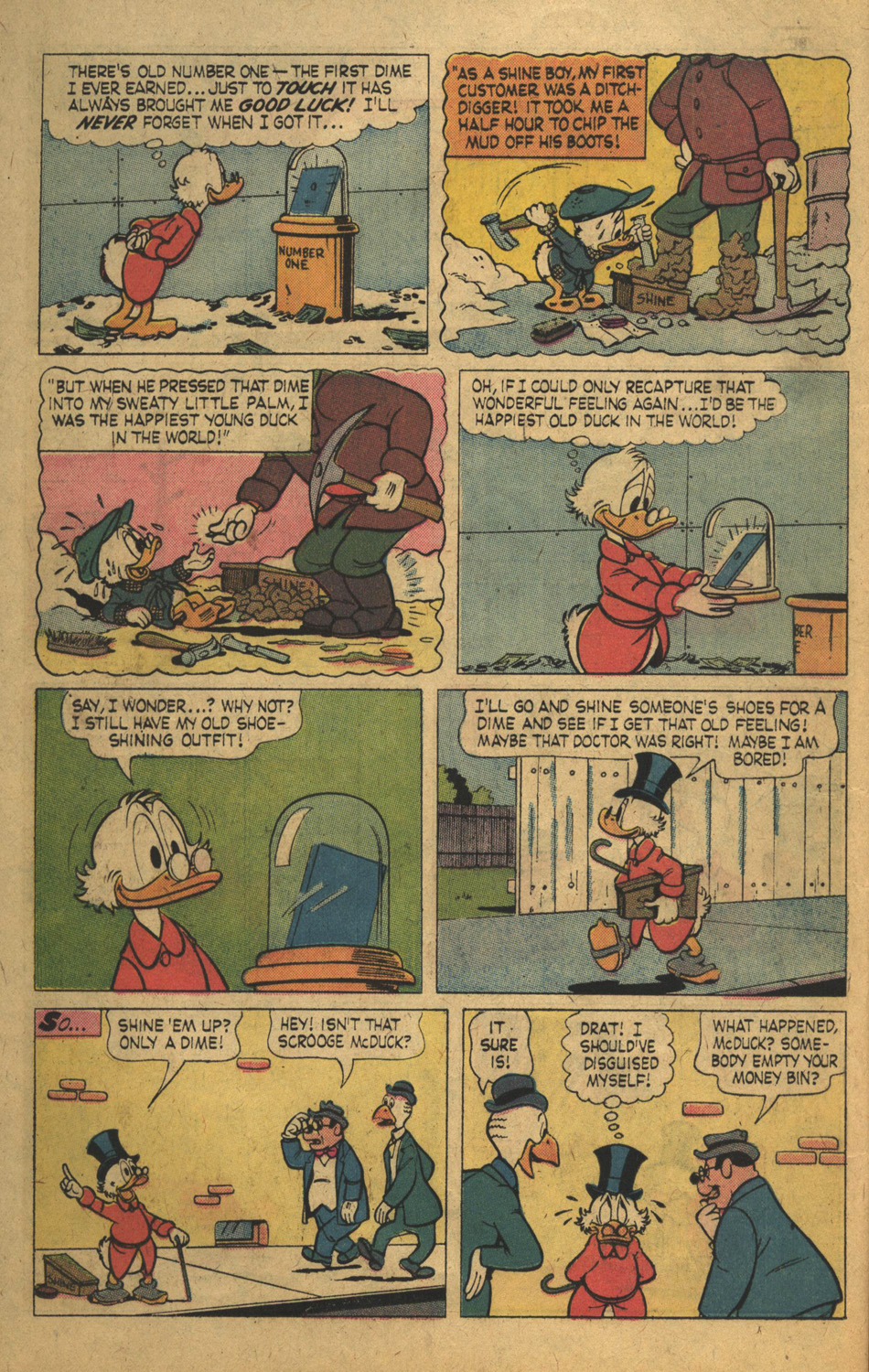 Read online Uncle Scrooge (1953) comic -  Issue #116 - 35