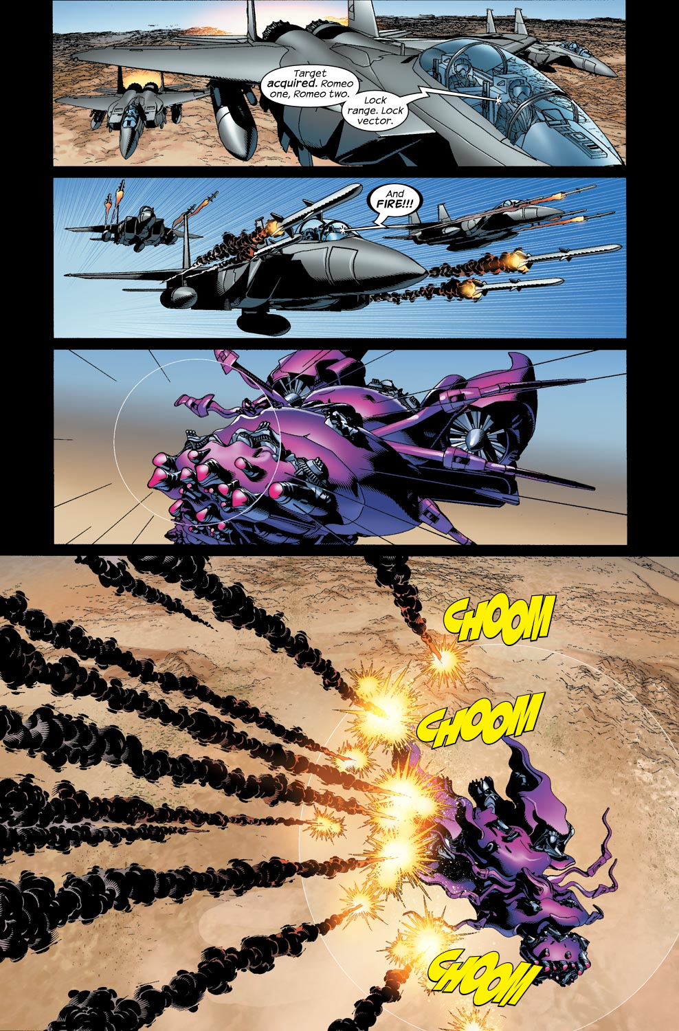 Read online Ultimate Vision comic -  Issue #4 - 8