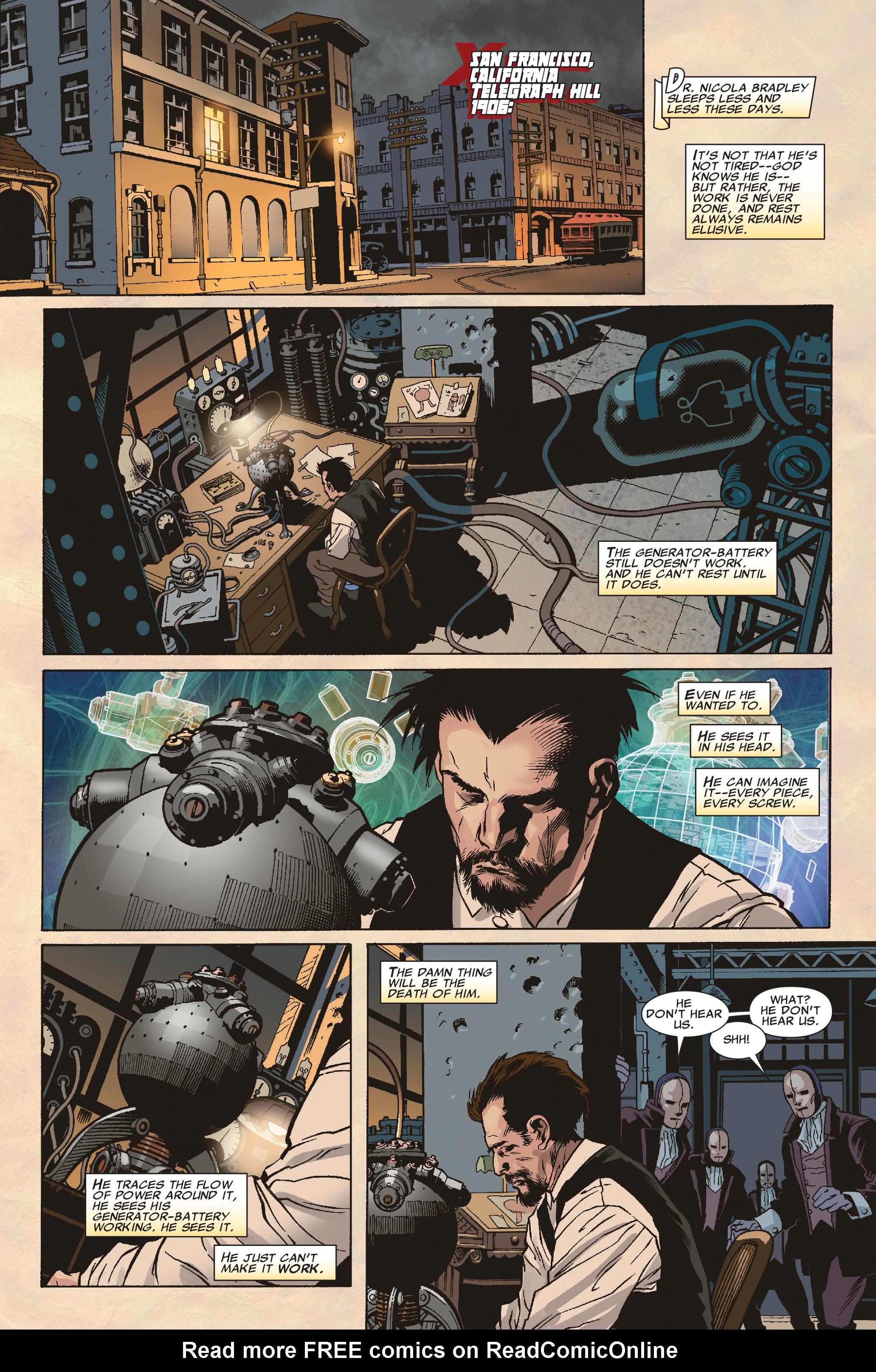 Read online Uncanny X-Men (1963) comic -  Issue #512 - 6