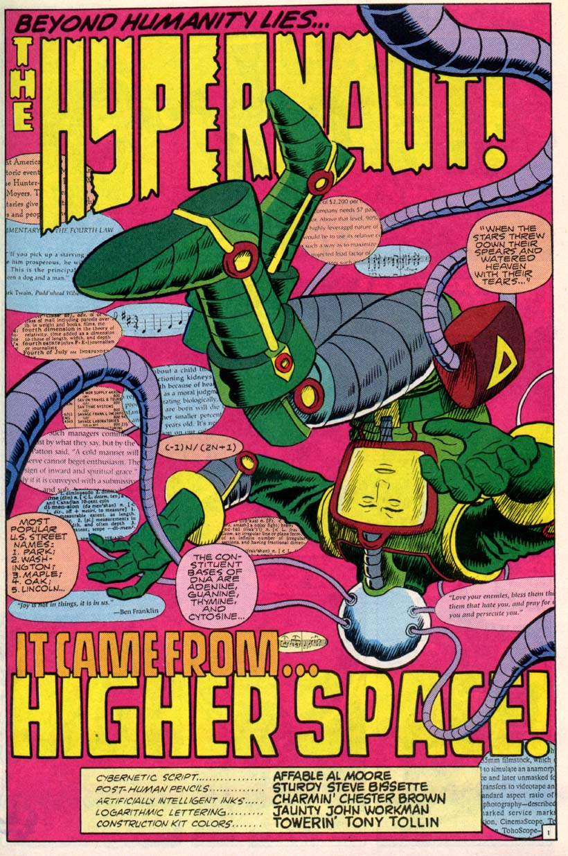 Read online 1963 comic -  Issue #3 - 14