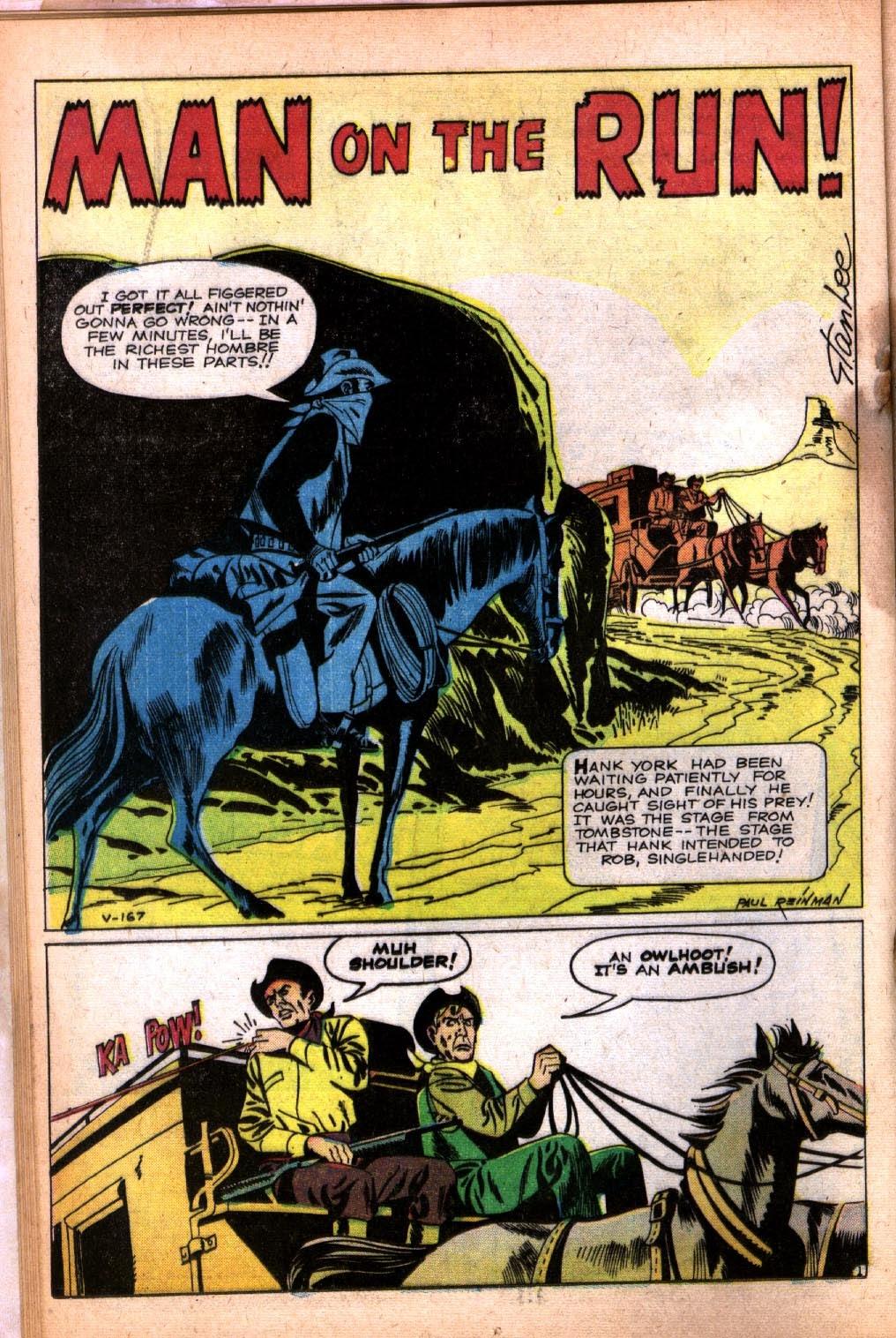 Gunsmoke Western issue 64 - Page 20