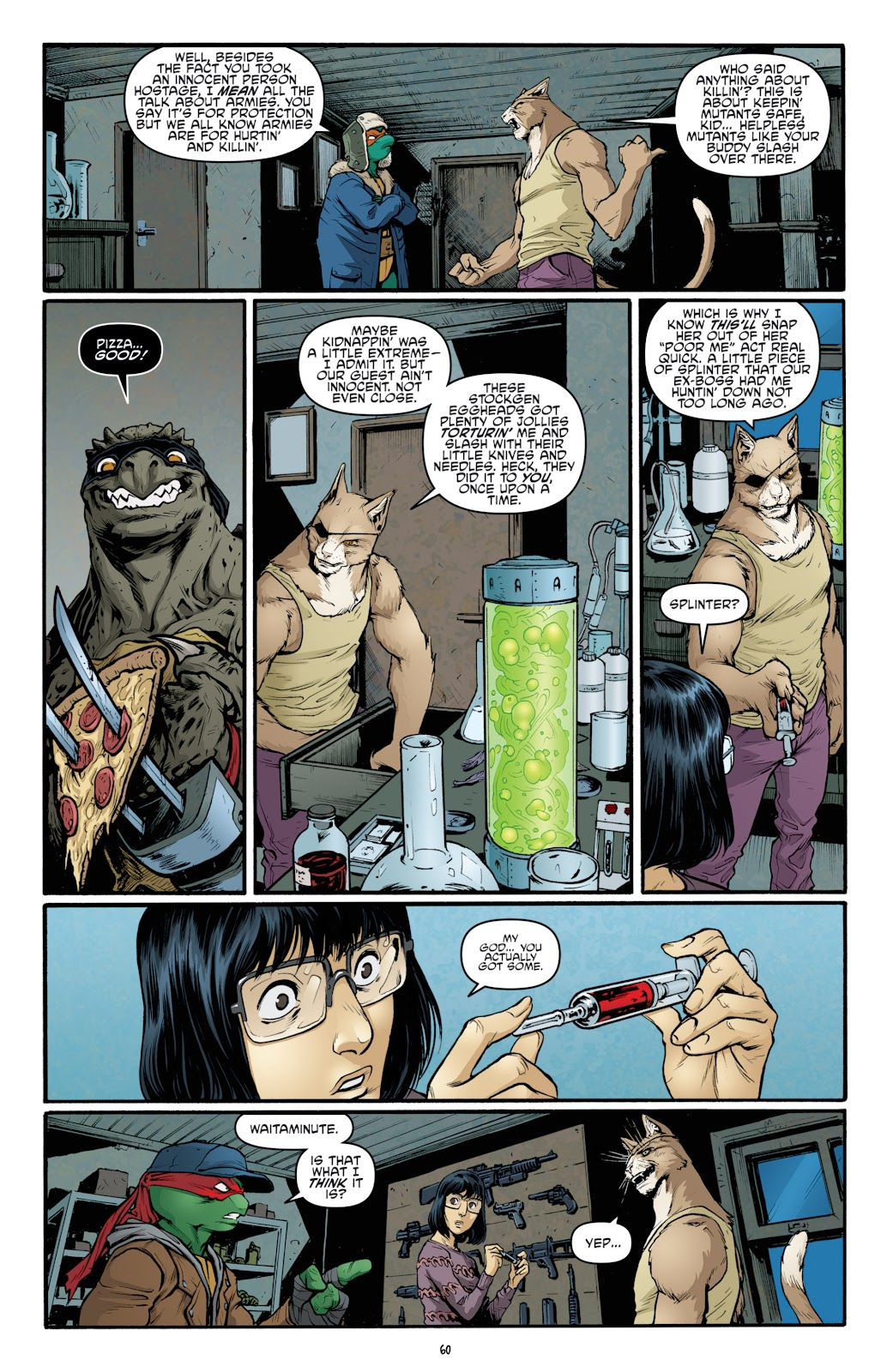 Read online Teenage Mutant Ninja Turtles: The IDW Collection comic -  Issue # TPB 4 (Part 3) - 67