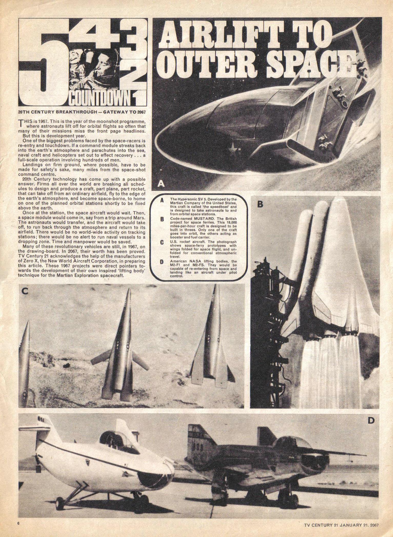 Read online TV Century 21 (TV 21) comic -  Issue #105 - 6