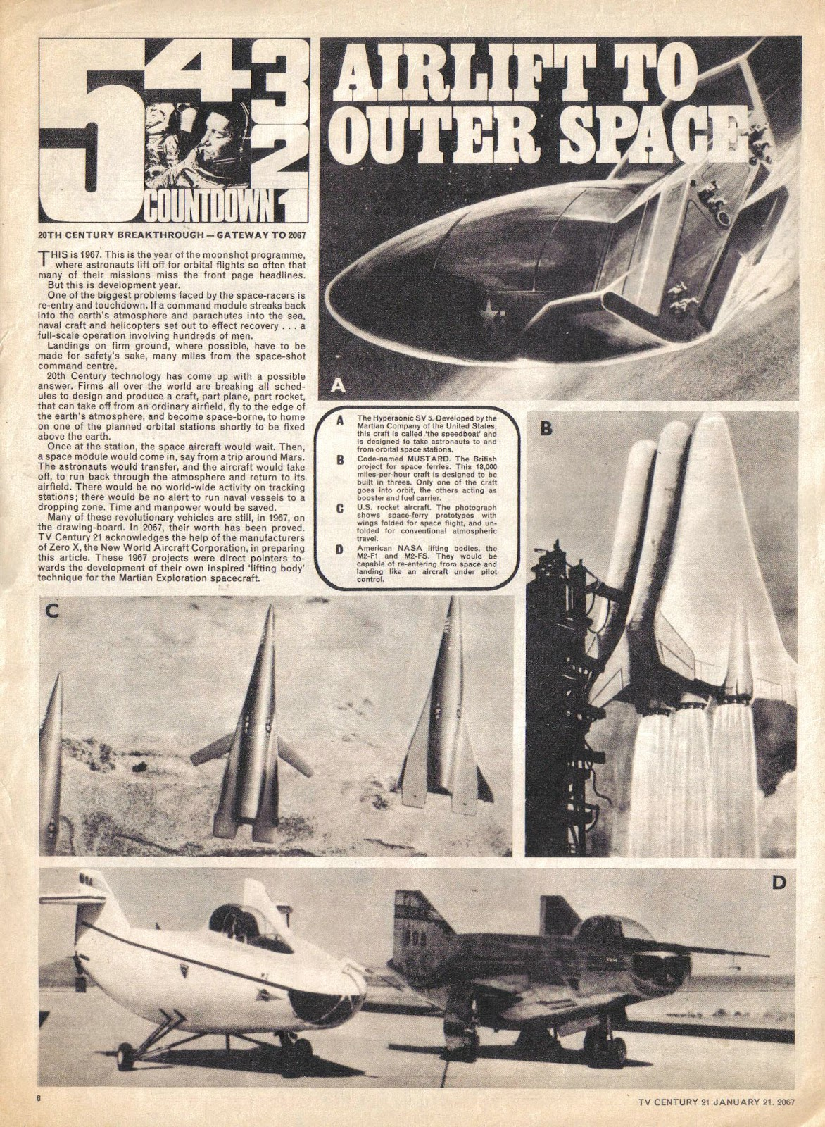 TV Century 21 (TV 21) issue 105 - Page 6