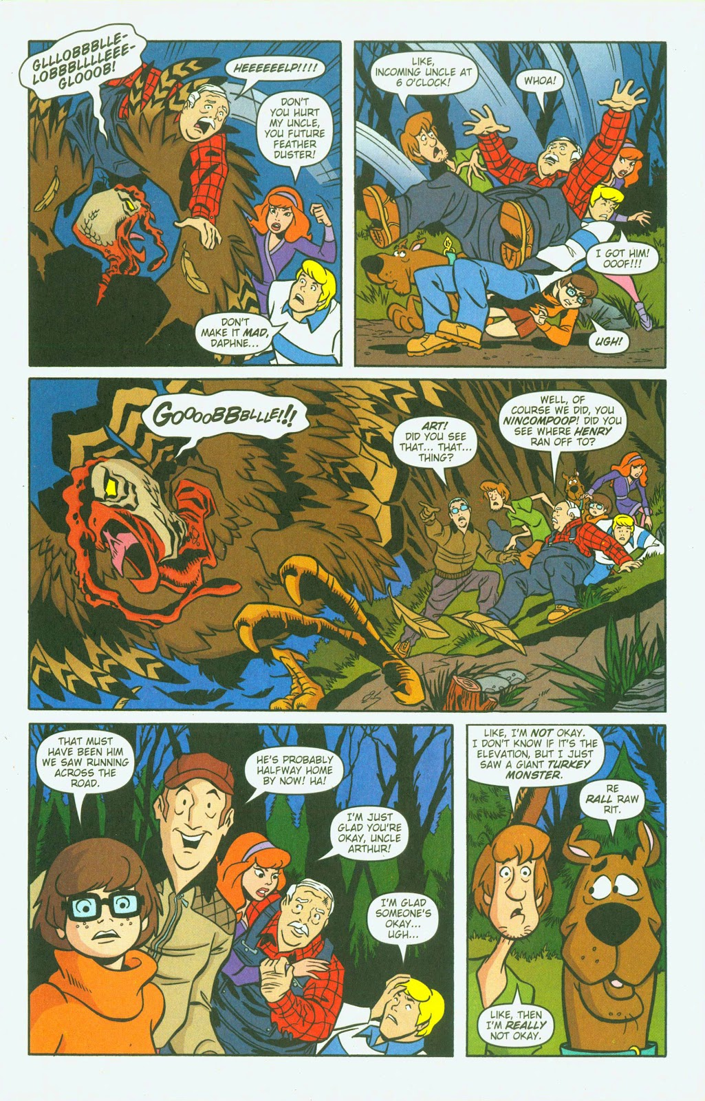 Read online Scooby-Doo (1997) comic -  Issue #114 - 5