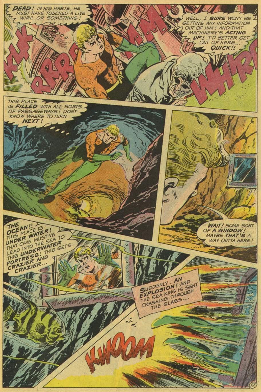 Aquaman (1962) issue 45 - Page 23