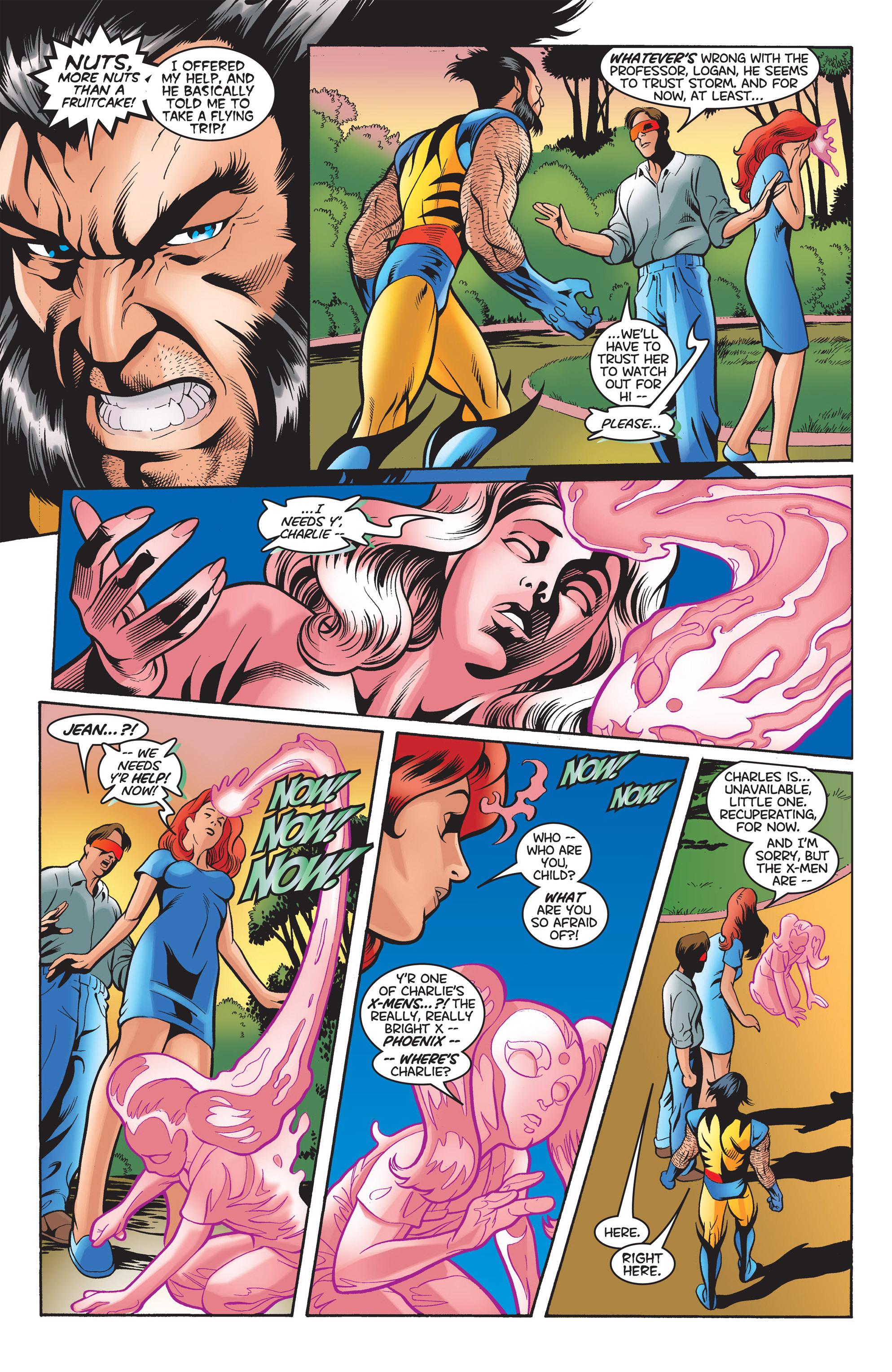X-Men (1991) 92 Page 20