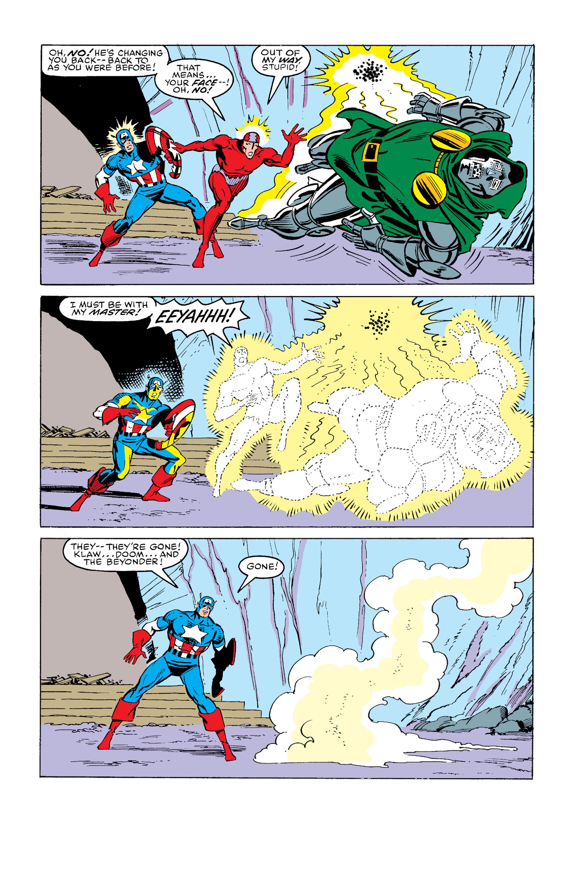 Read online Secret Wars (1985) comic -  Issue #12 - 34