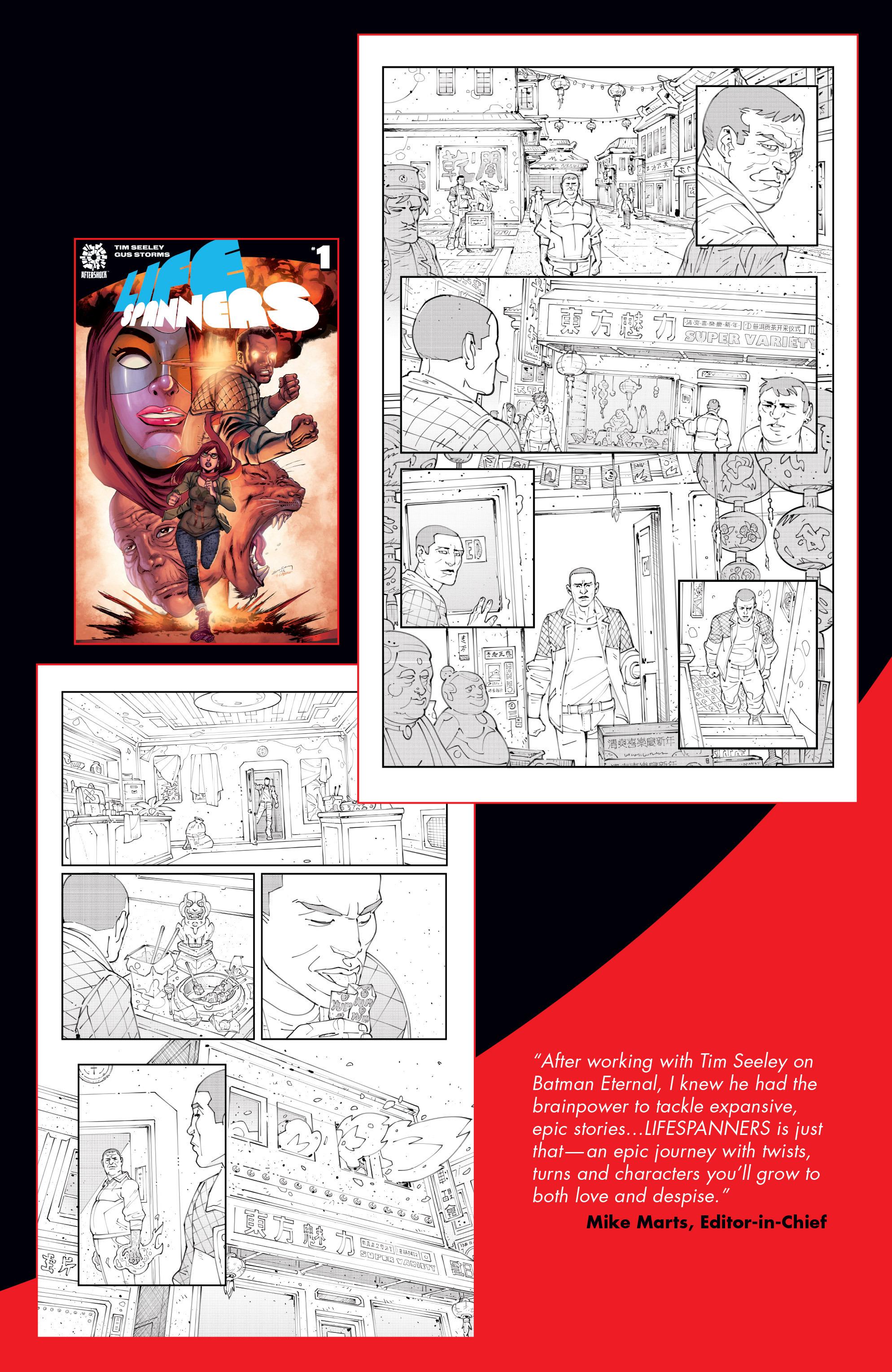 Read online Aftershock Genesis comic -  Issue #1 - 27