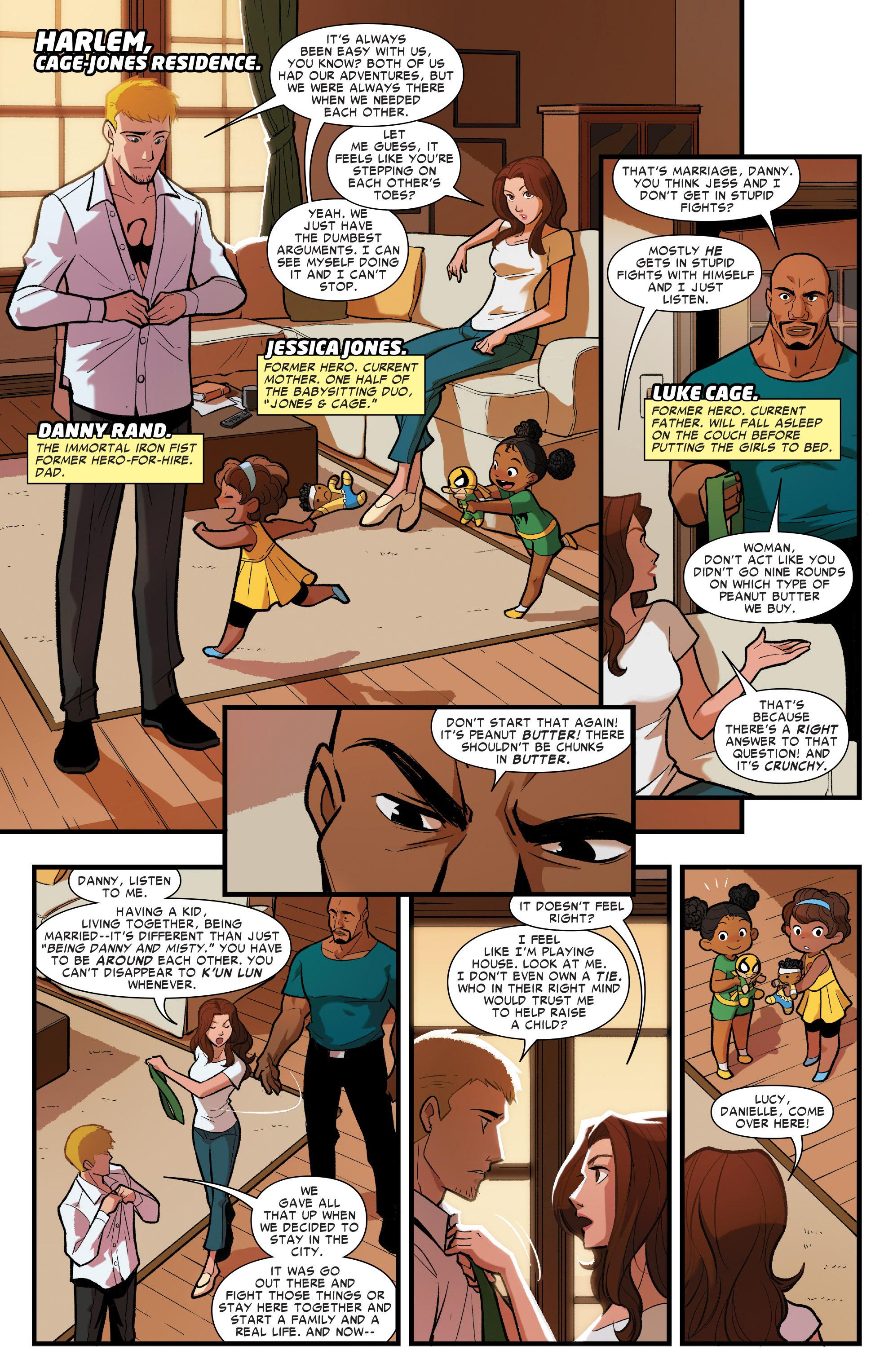 Read online Secret Wars: Secret Love comic -  Issue # Full - 18