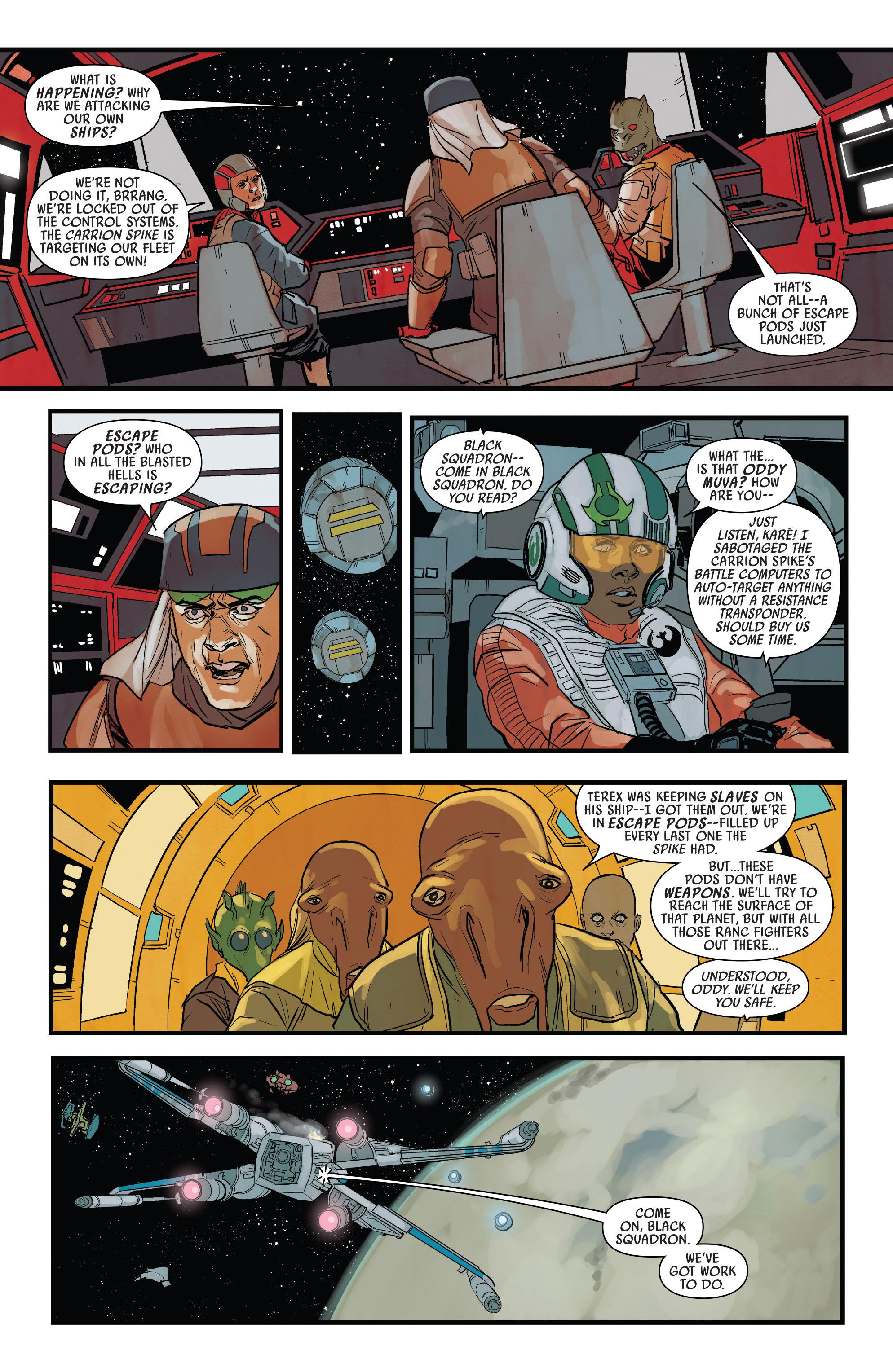 Read online Star Wars: Poe Dameron comic -  Issue #13 - 9