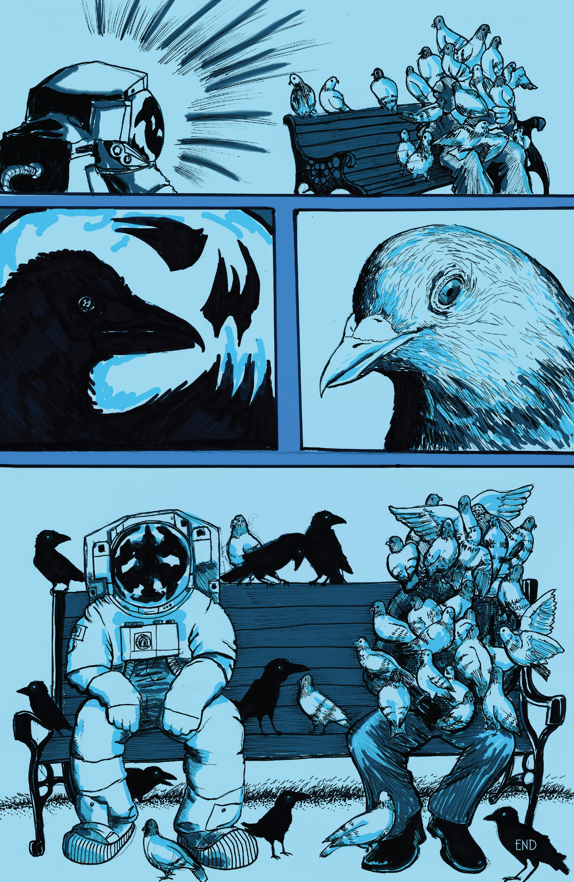 Read online Hoax Hunters (2012) comic -  Issue # TPB 3 - 137