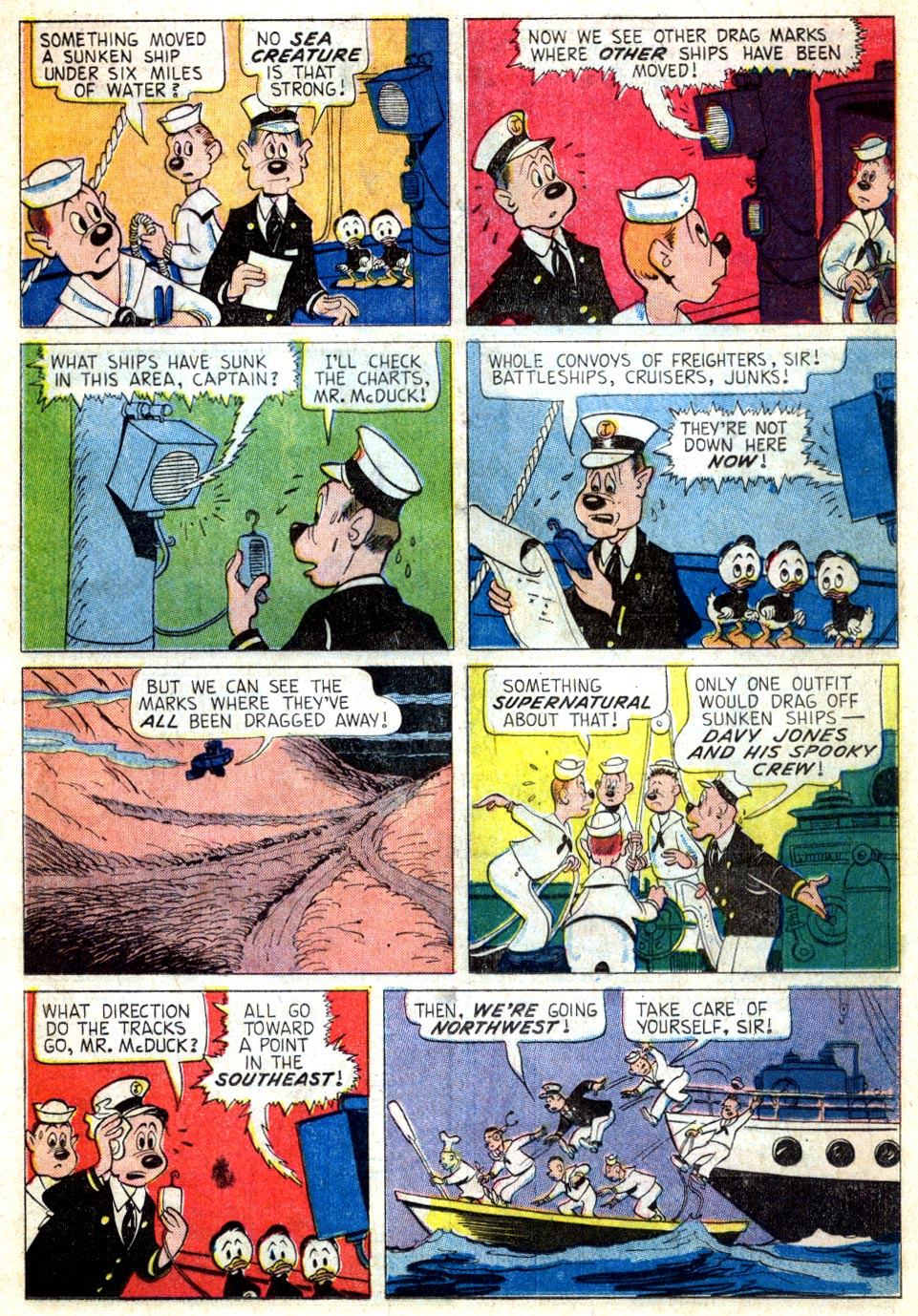 Read online Uncle Scrooge (1953) comic -  Issue #46 - 13