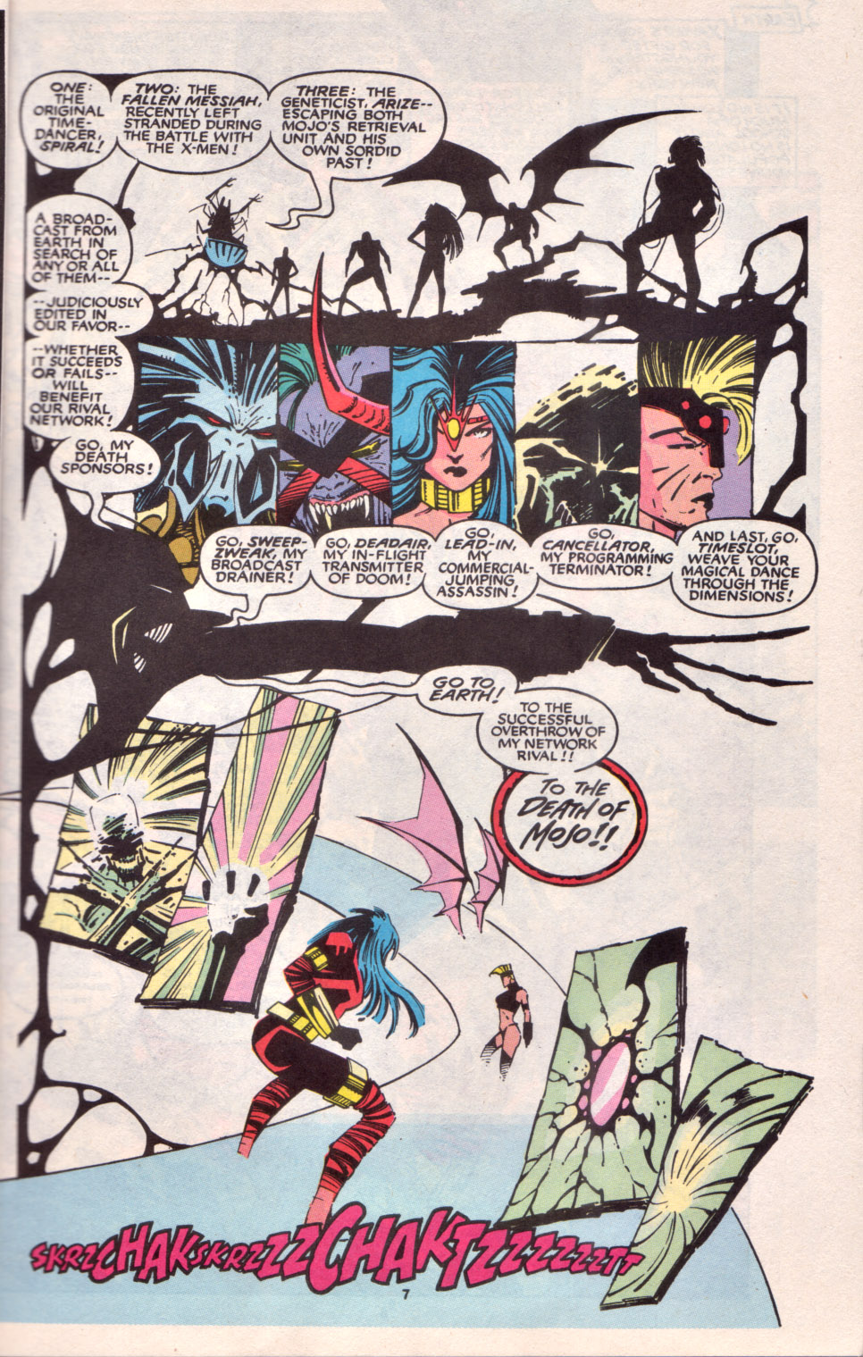 Read online Uncanny X-Men (1963) comic -  Issue # _Annual 16 - 6