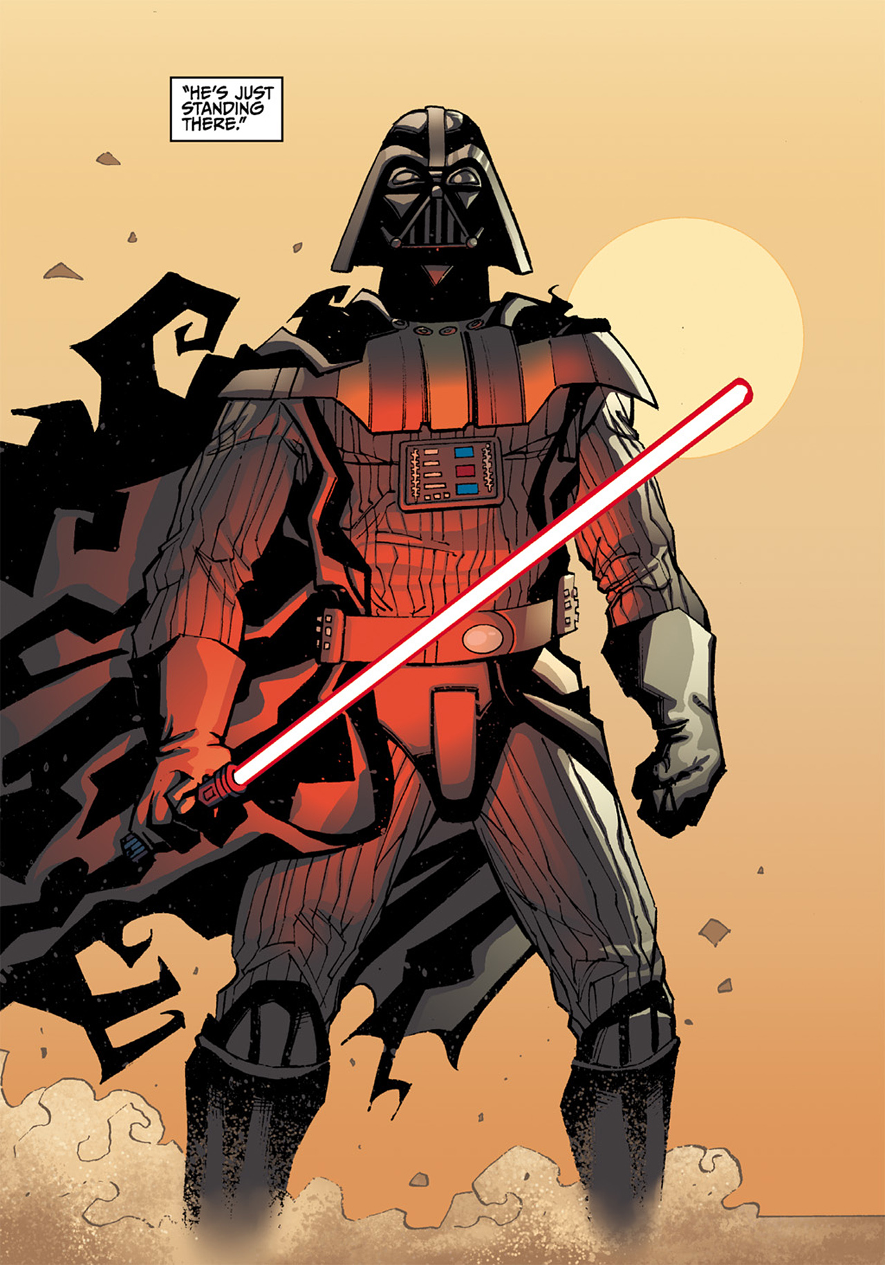 Read online Star Wars Omnibus comic -  Issue # Vol. 33 - 298