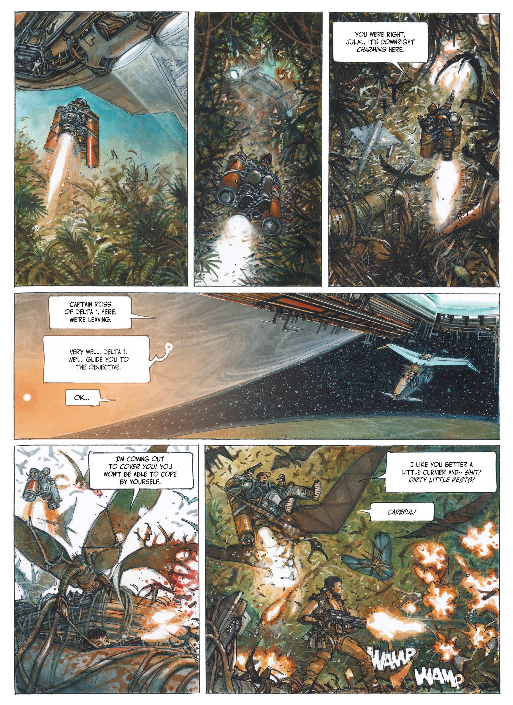 Read online The Fourth Power comic -  Issue #3 - 51
