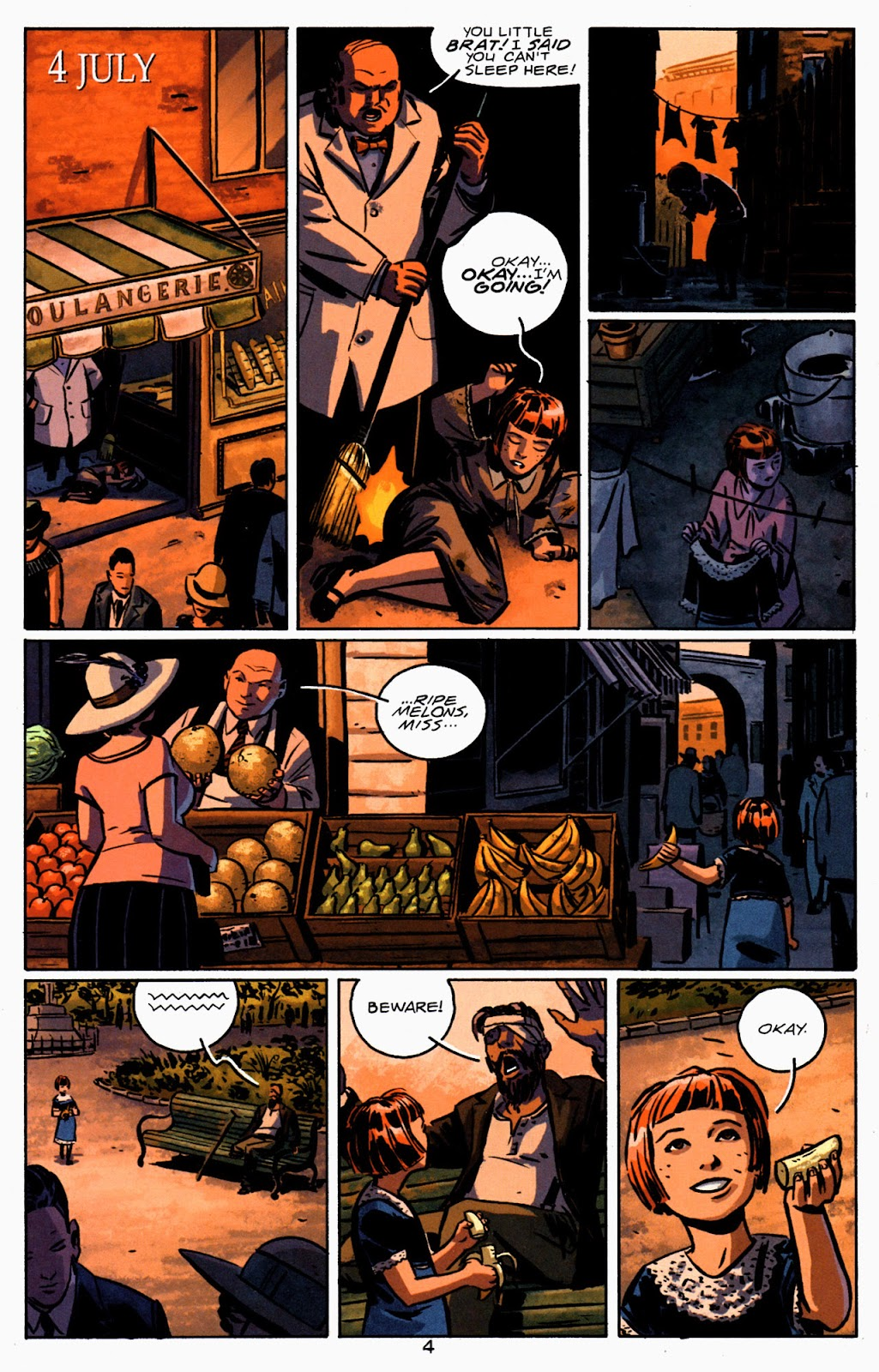 Read online Beware The Creeper (2003) comic -  Issue #2 - 5
