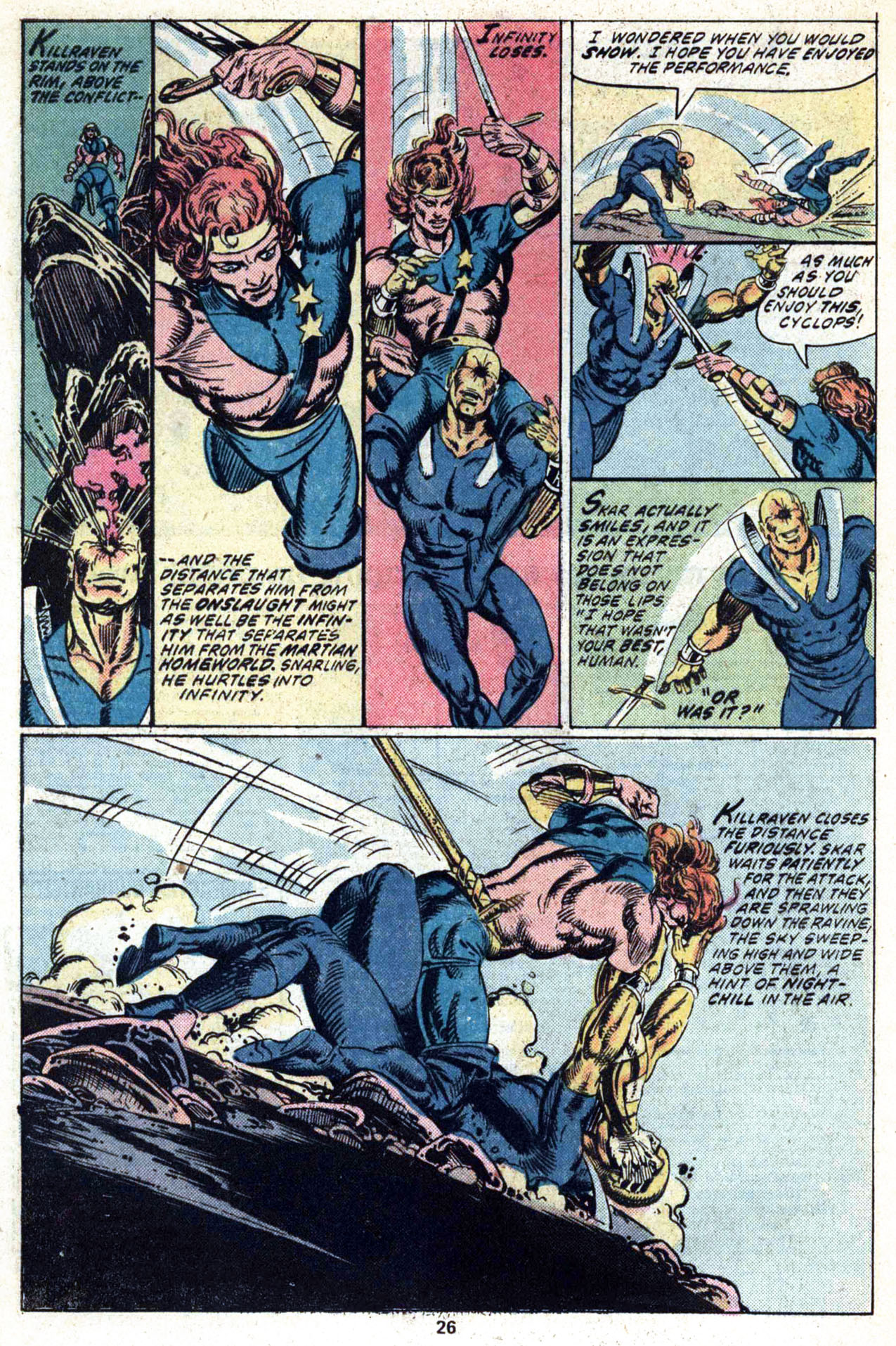 Read online Amazing Adventures (1970) comic -  Issue #34 - 28