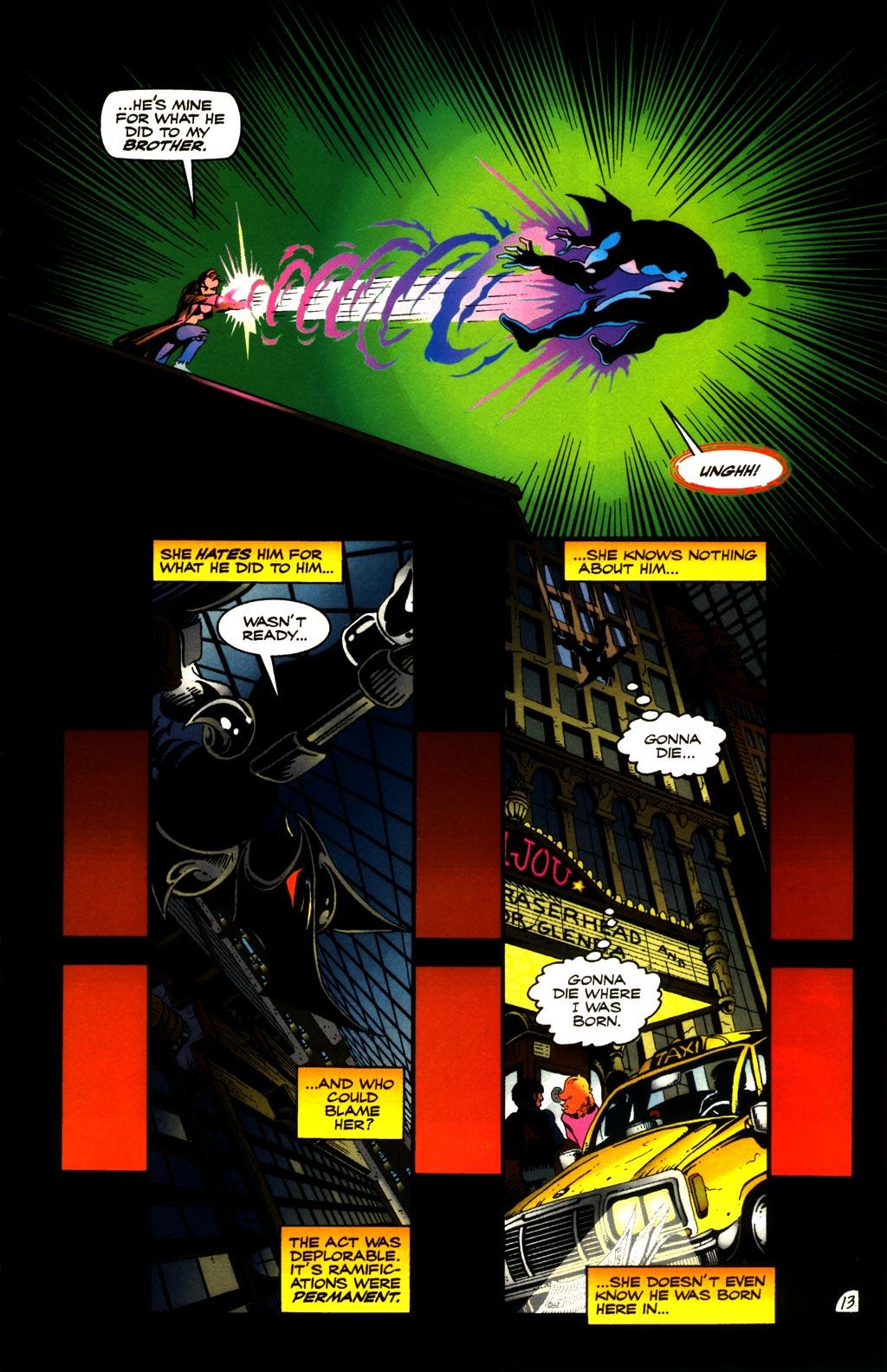 Read online ShadowHawk comic -  Issue #8 - 13