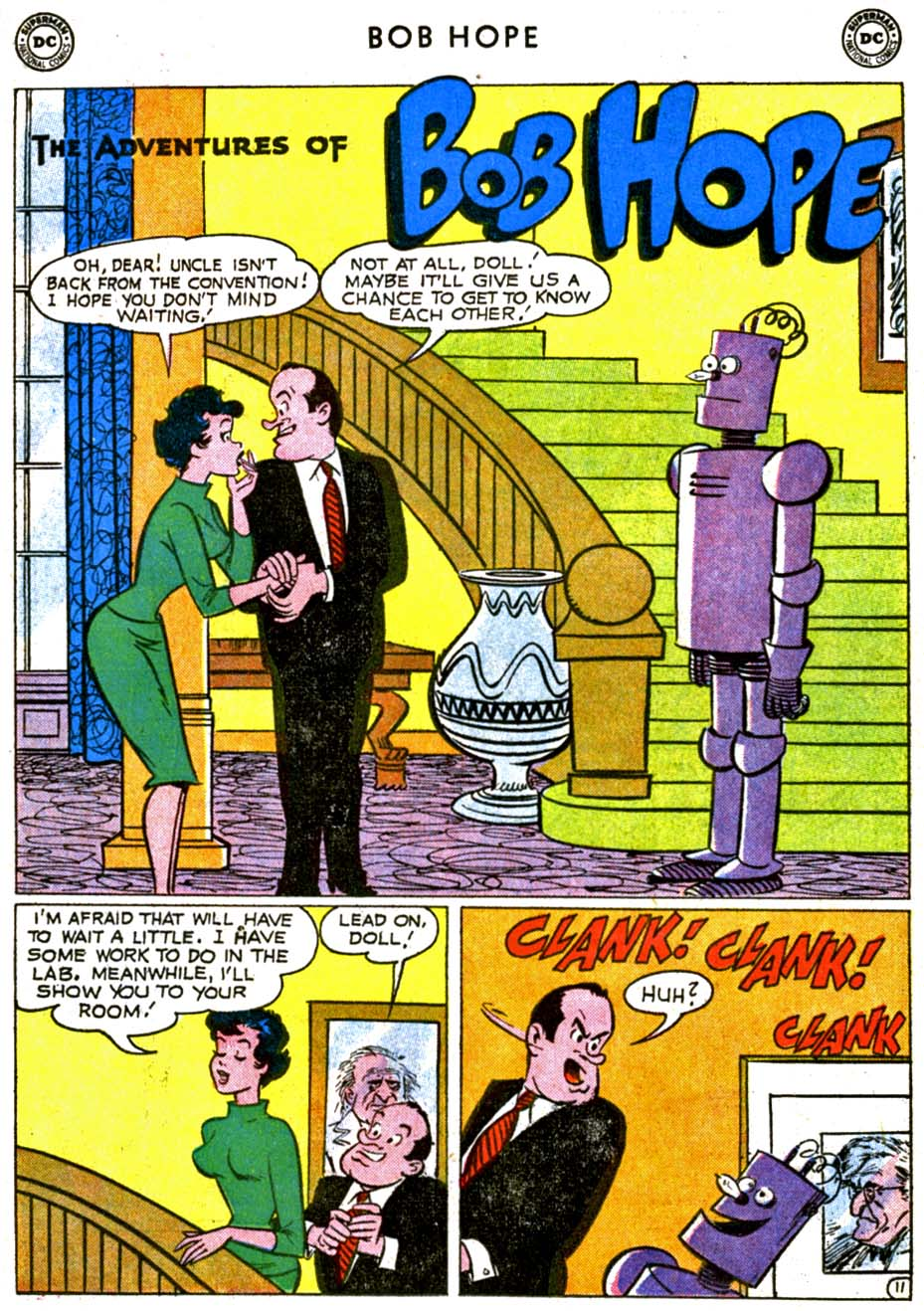 The Adventures of Bob Hope issue 68 - Page 15