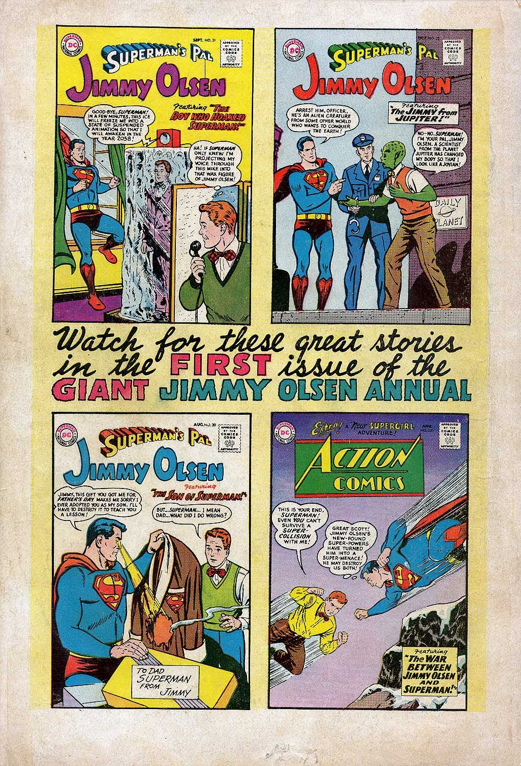 Superboy (1949) issue Annual 1 - Page 84