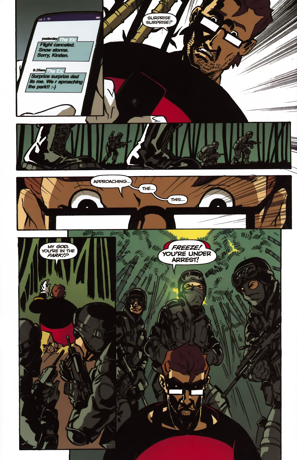 Read online Ricky Rouse Has A Gun comic -  Issue # TPB (Part 1) - 87