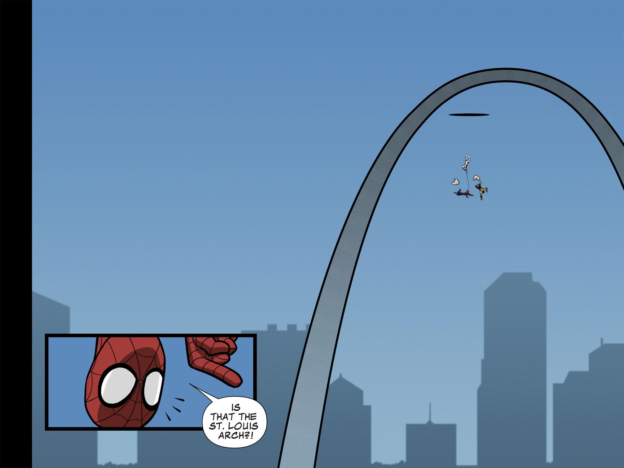 Read online Ultimate Spider-Man (Infinite Comics) (2015) comic -  Issue #7 - 41