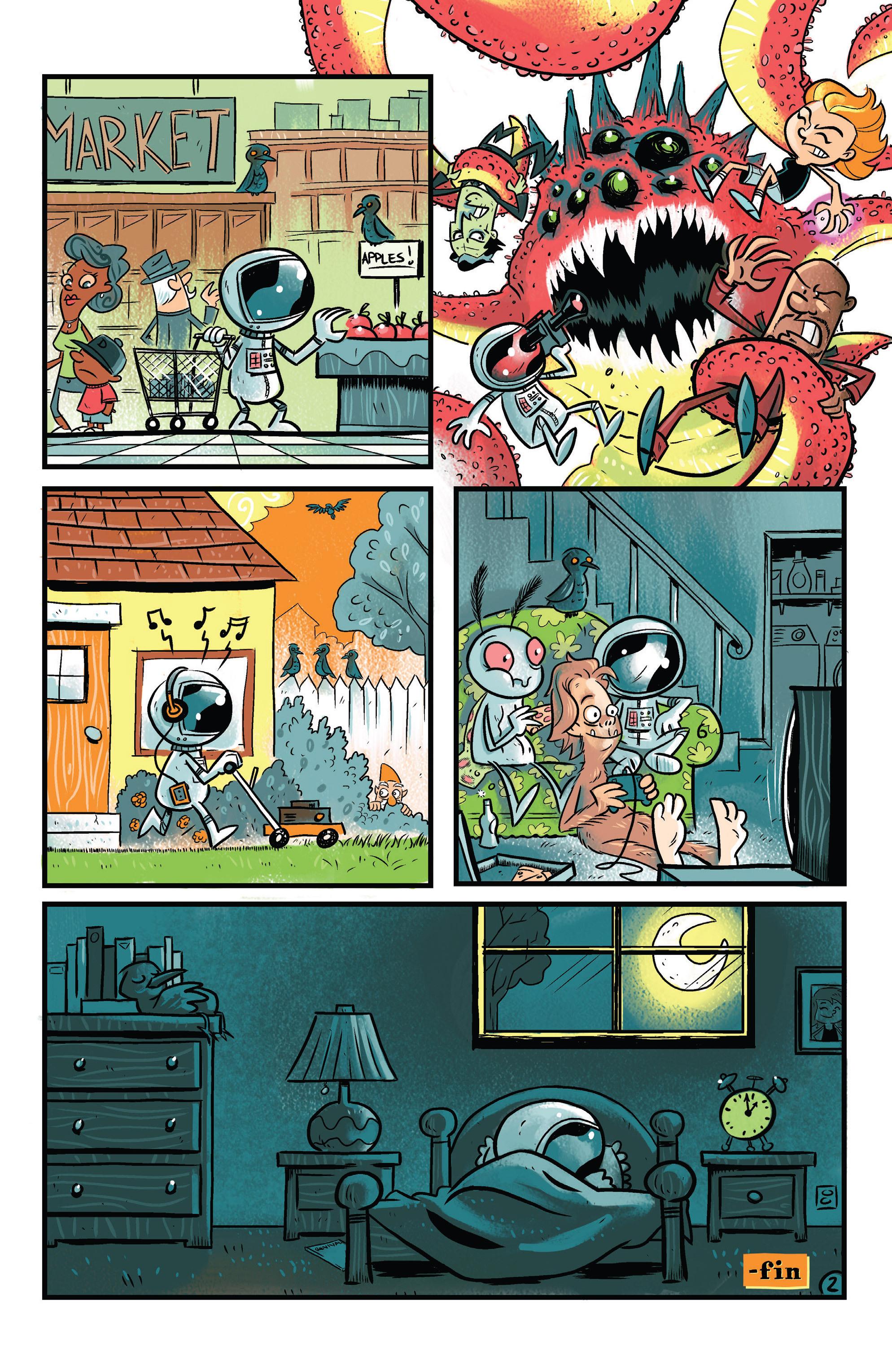 Read online Hoax Hunters (2012) comic -  Issue # TPB 3 - 134