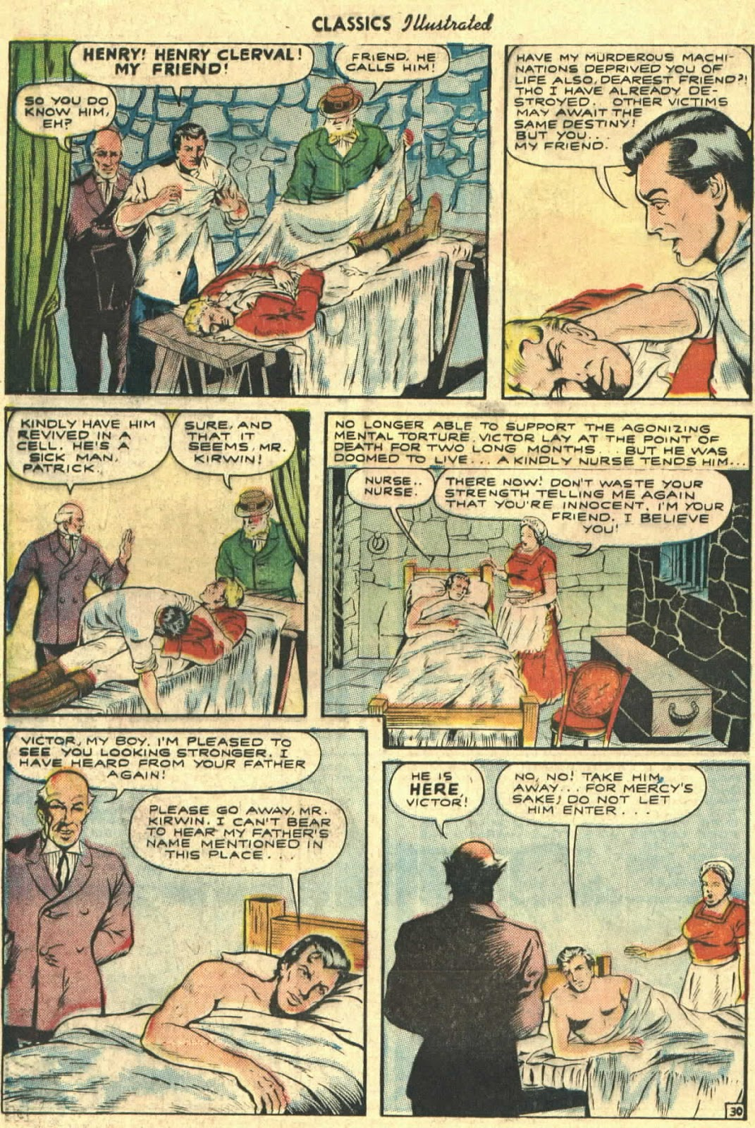 Classics Illustrated issue 26 - Page 32