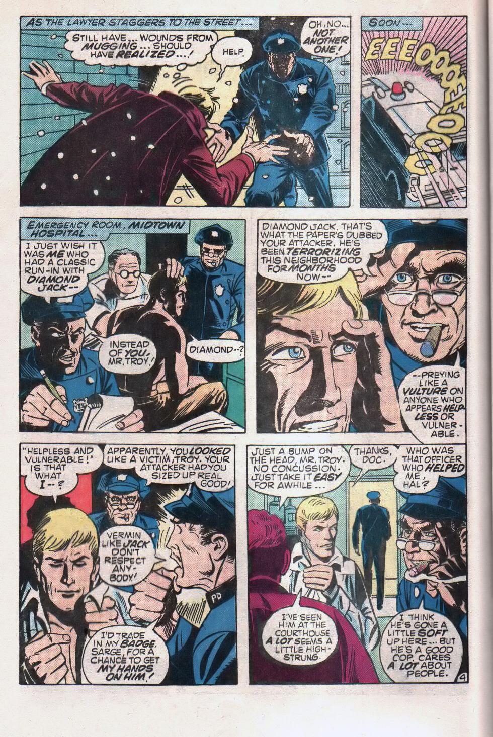 Read online The Fly (1983) comic -  Issue #2 - 16