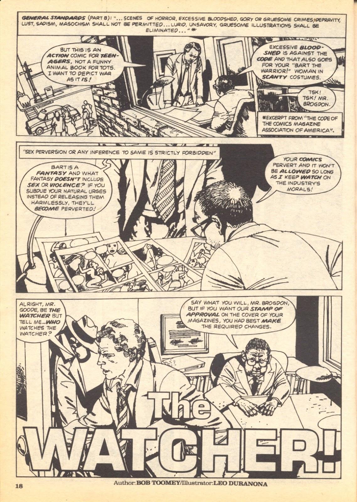 Creepy (1964) Issue #122 #122 - English 18