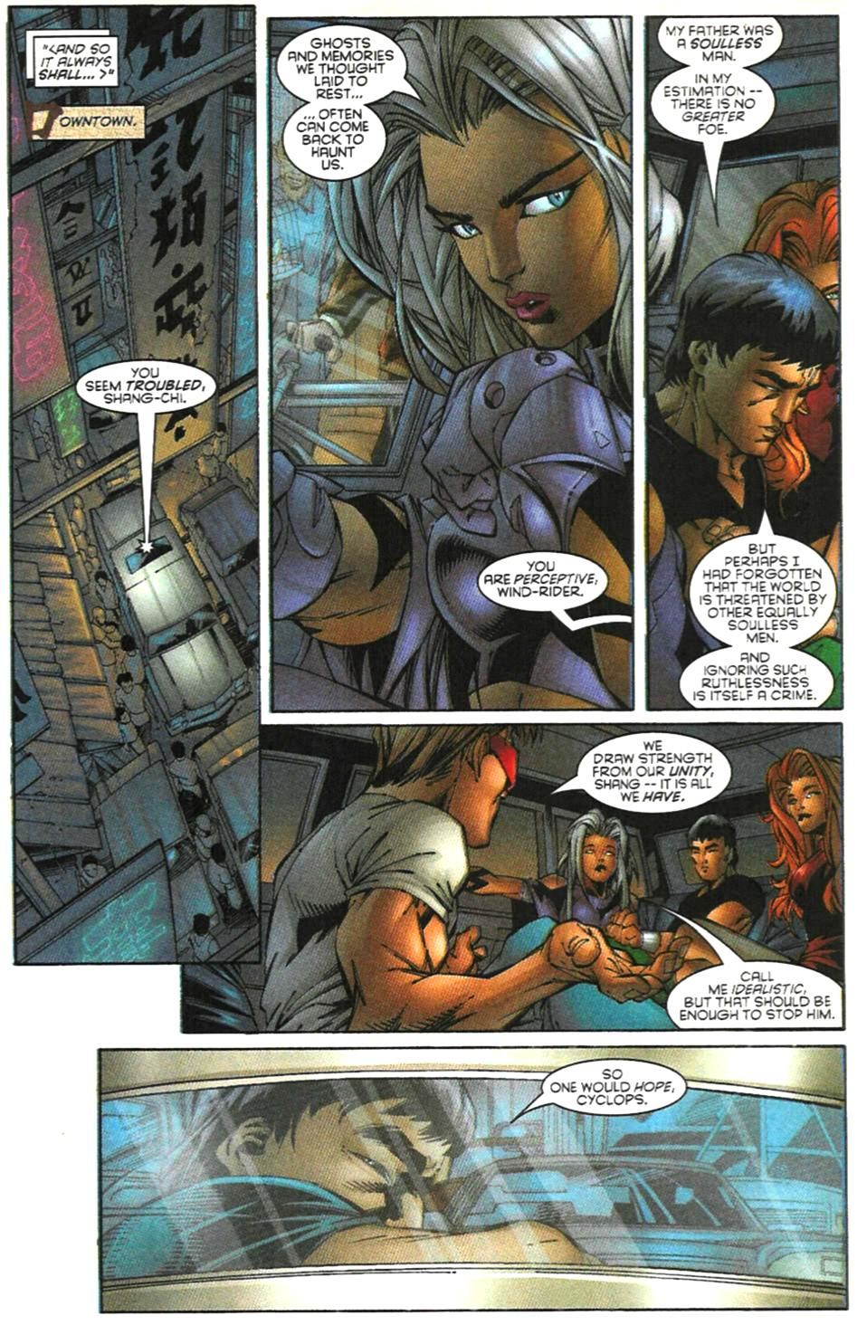 X-Men (1991) 62 Page 19