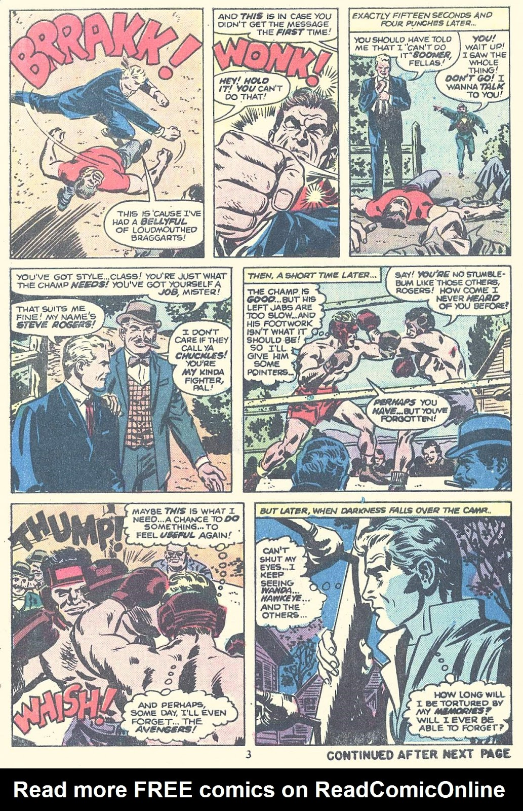 Marvel Triple Action (1972) issue 17 - Page 5