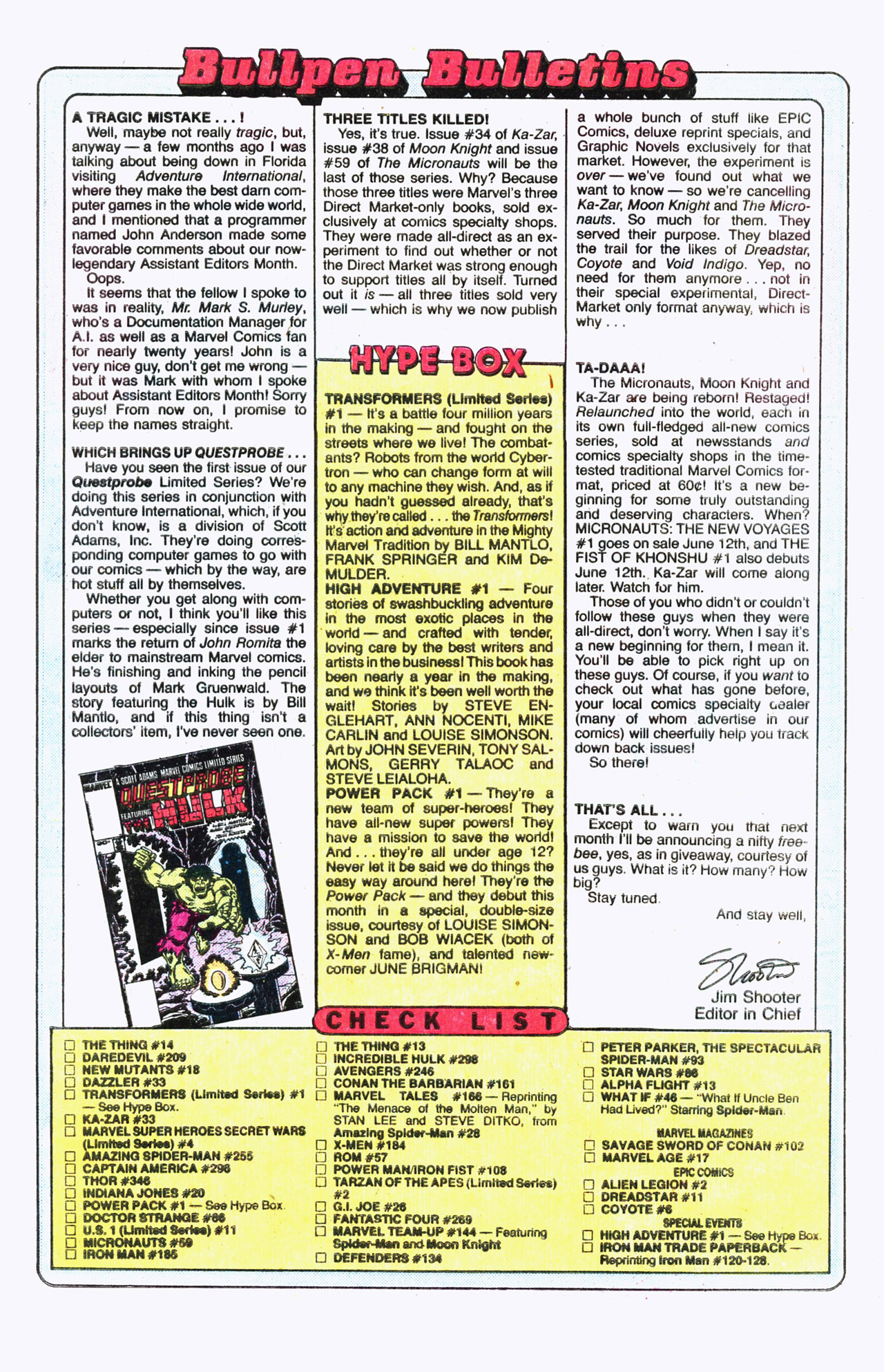 Read online Alpha Flight (1983) comic -  Issue #13 - 24