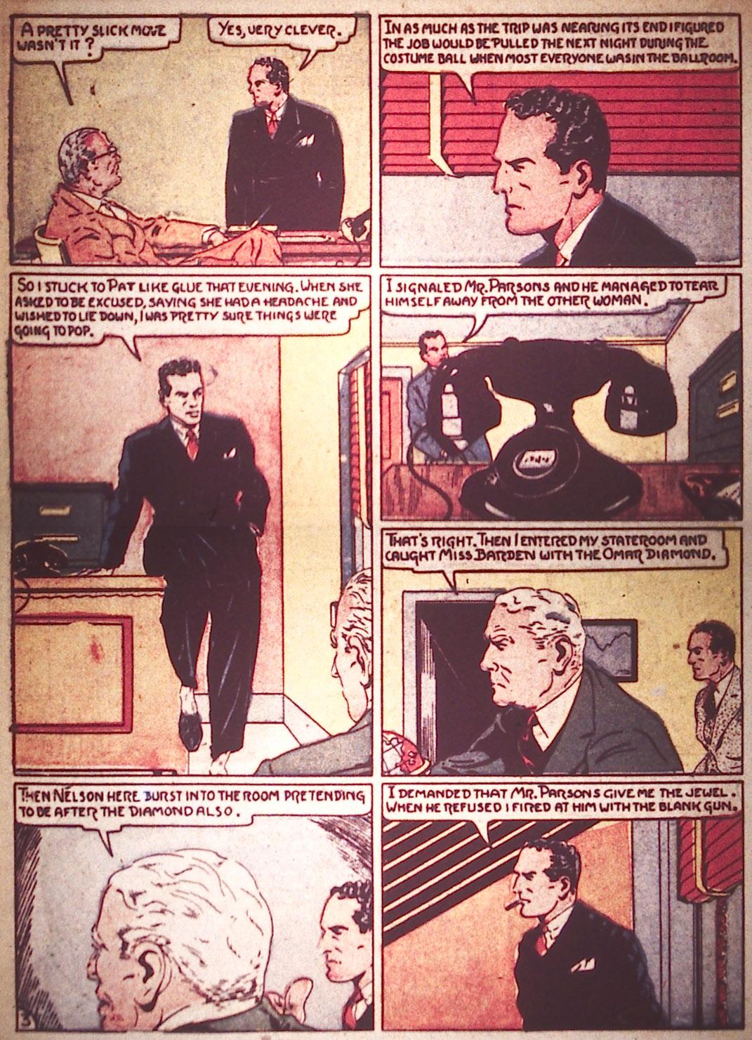 Read online Detective Comics (1937) comic -  Issue #16 - 24