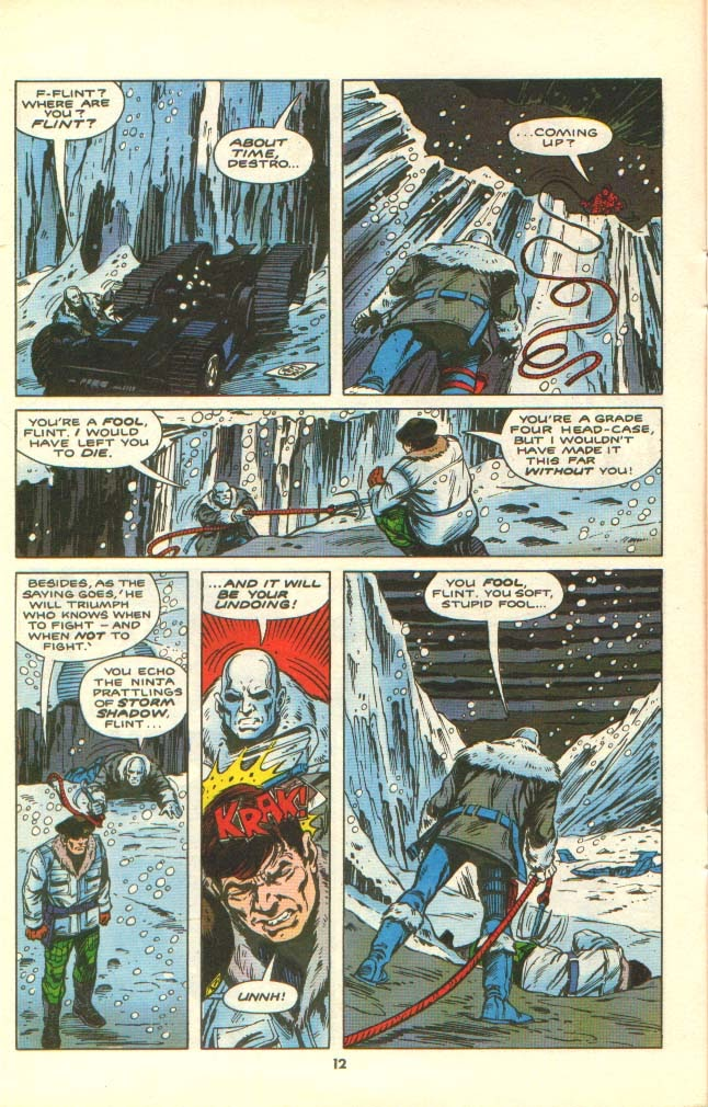 G.I. Joe European Missions issue 8 - Page 11