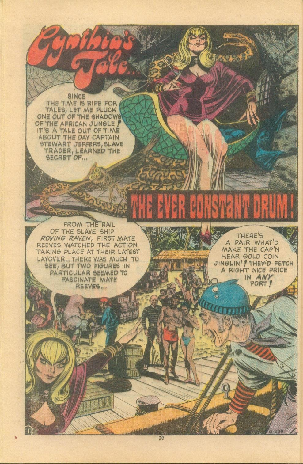 The Witching Hour (1969) issue 38 - Page 22