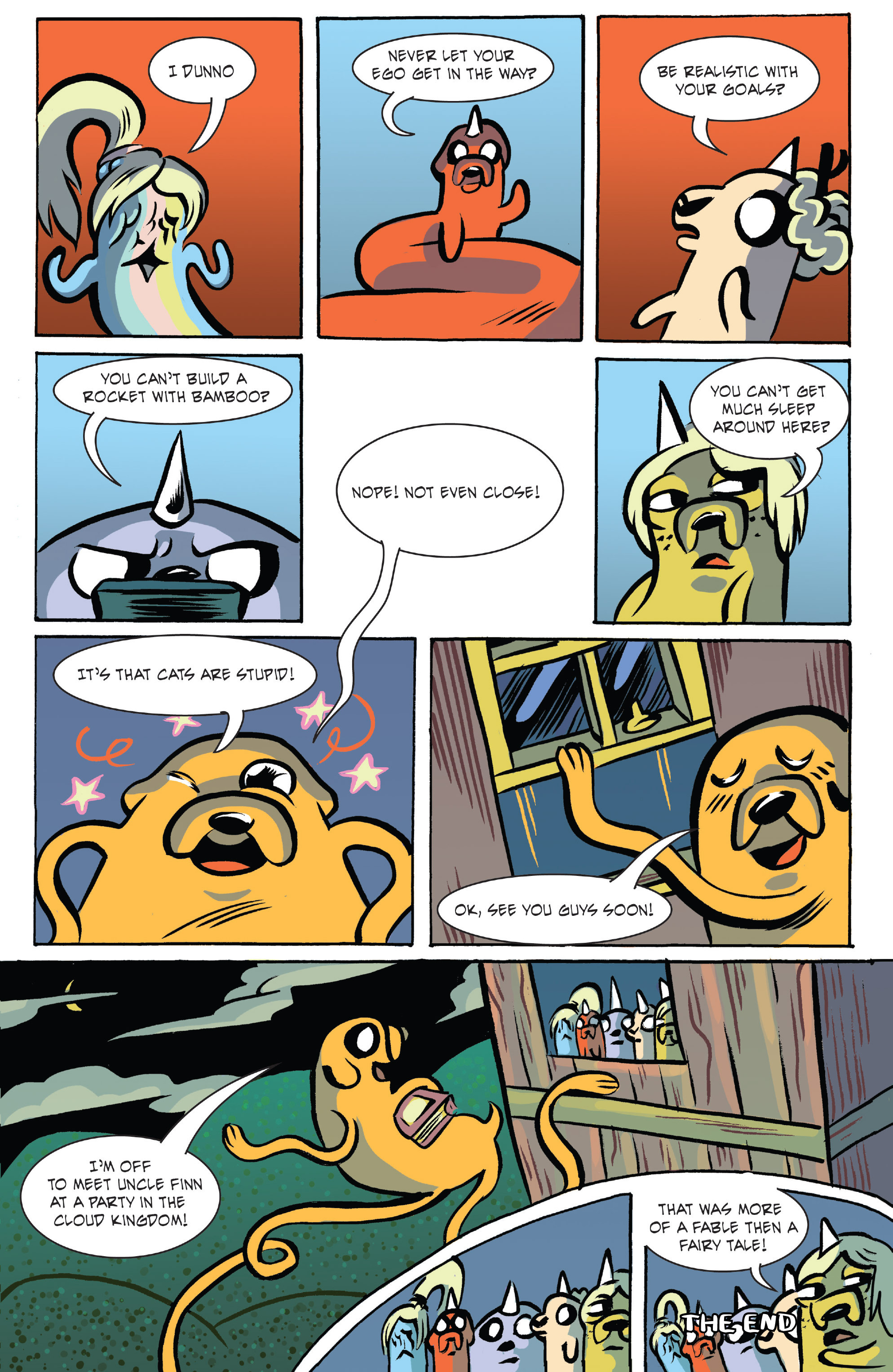 Adventure Time 44 Page 23