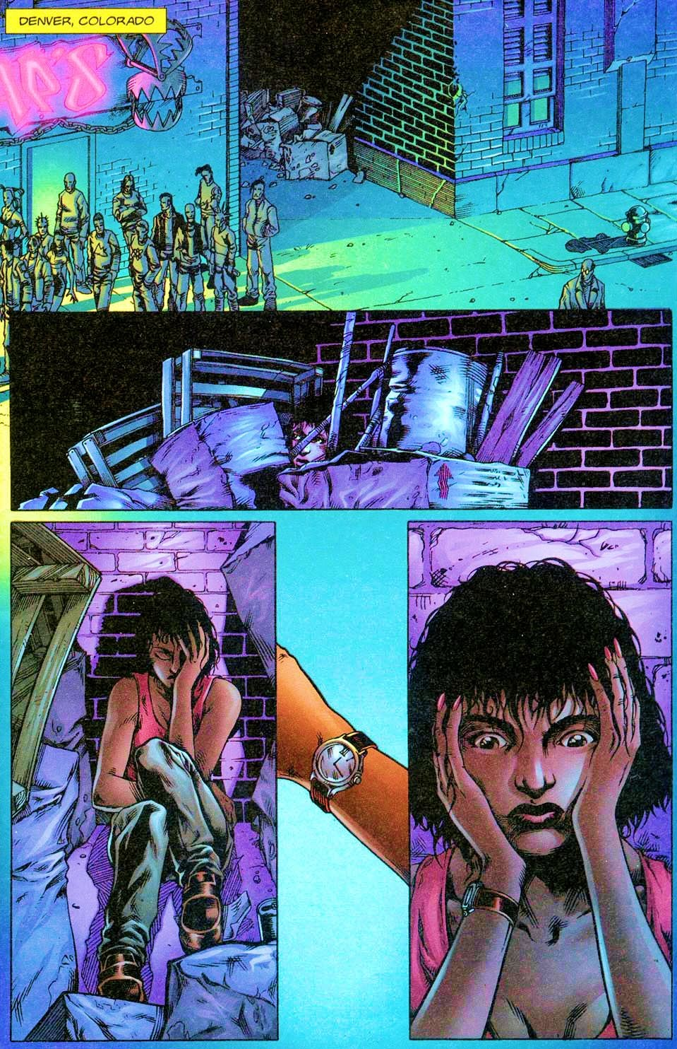Shotgun Mary: Blood Lore issue 1 - Page 3