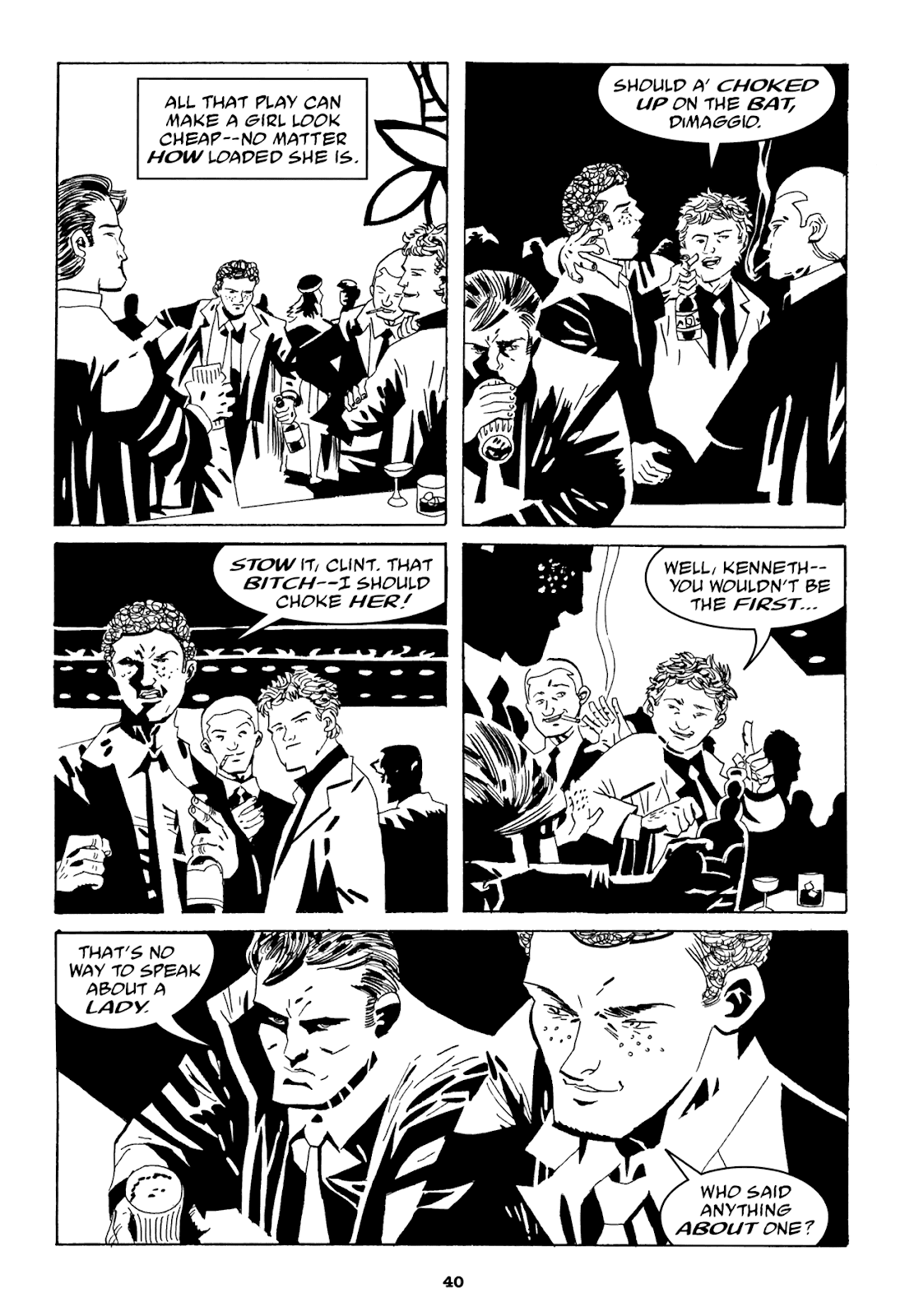 Read online Filthy Rich comic -  Issue # TPB (Part 1) - 42